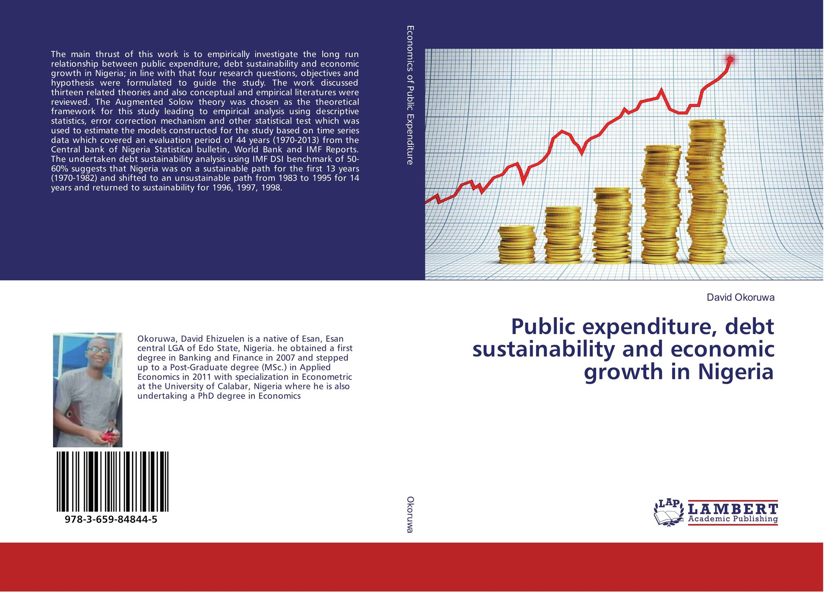 Public expenditure, debt sustainability and economic growth in Nigeria arcade ndoricimpa inflation output growth and their uncertainties in south africa empirical evidence from an asymmetric multivariate garch m model