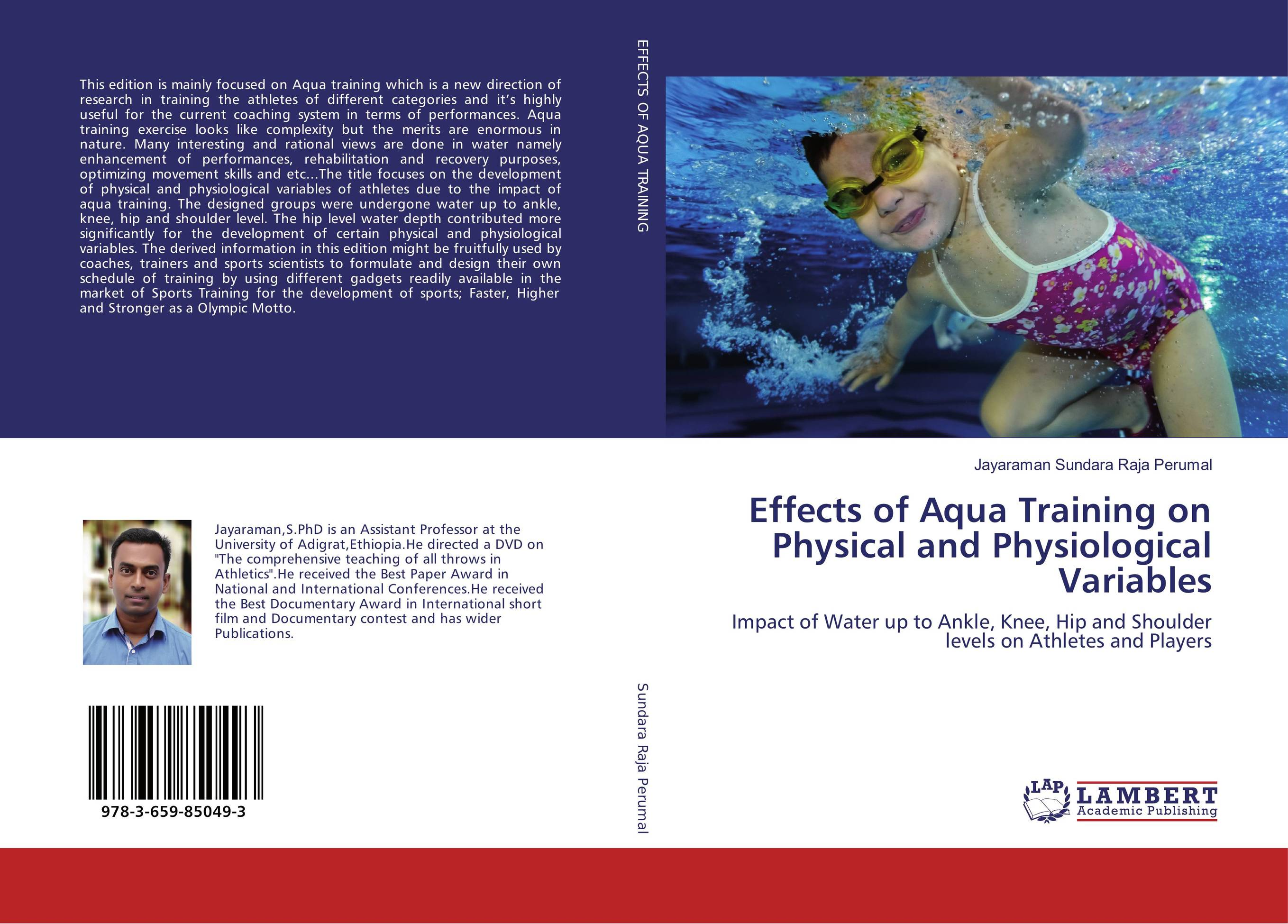 Effects of Aqua Training on Physical and Physiological Variables elaine biech training and development for dummies