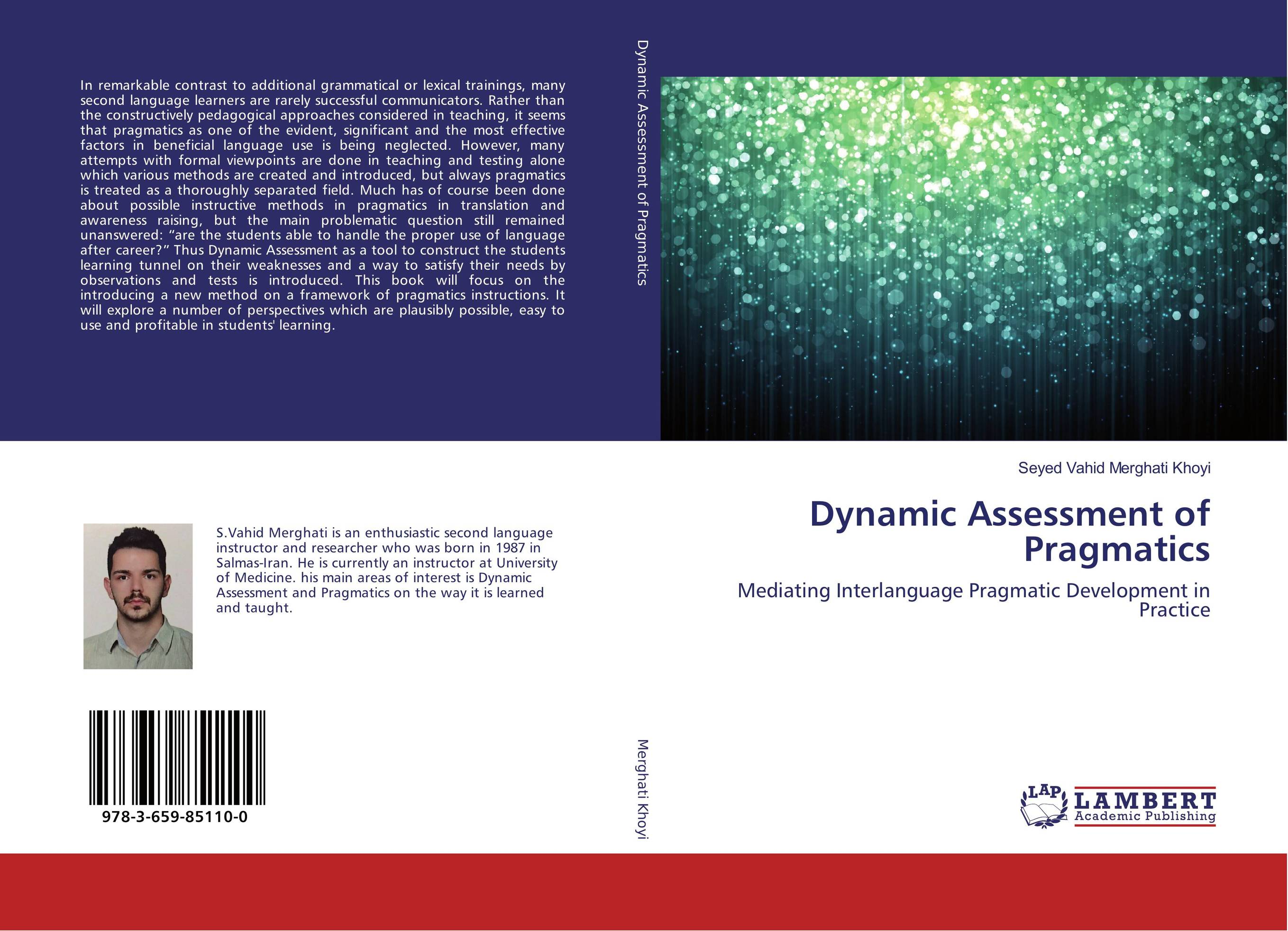 Dynamic Assessment of Pragmatics dynamic assessment and interlanguage pragmatics