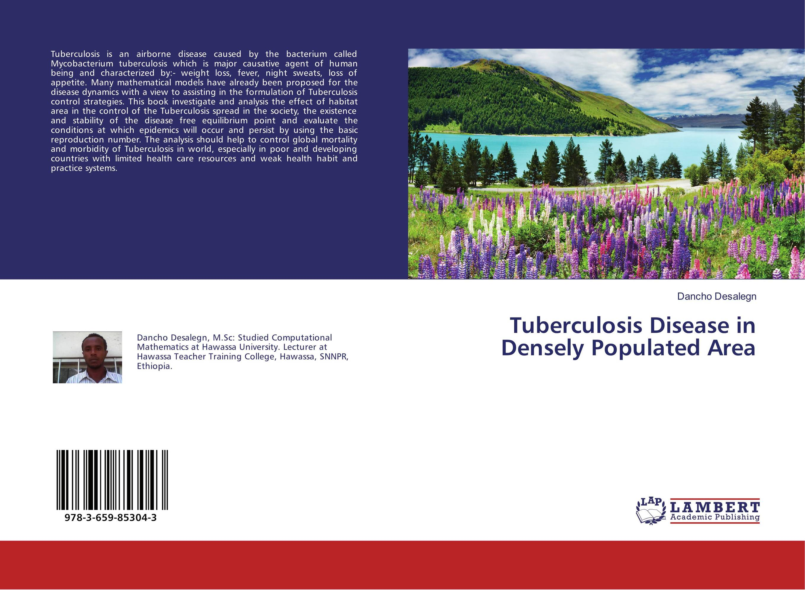 Tuberculosis Disease in Densely Populated Area genotyping and antibiotyping of mycobacterium tuberculosis