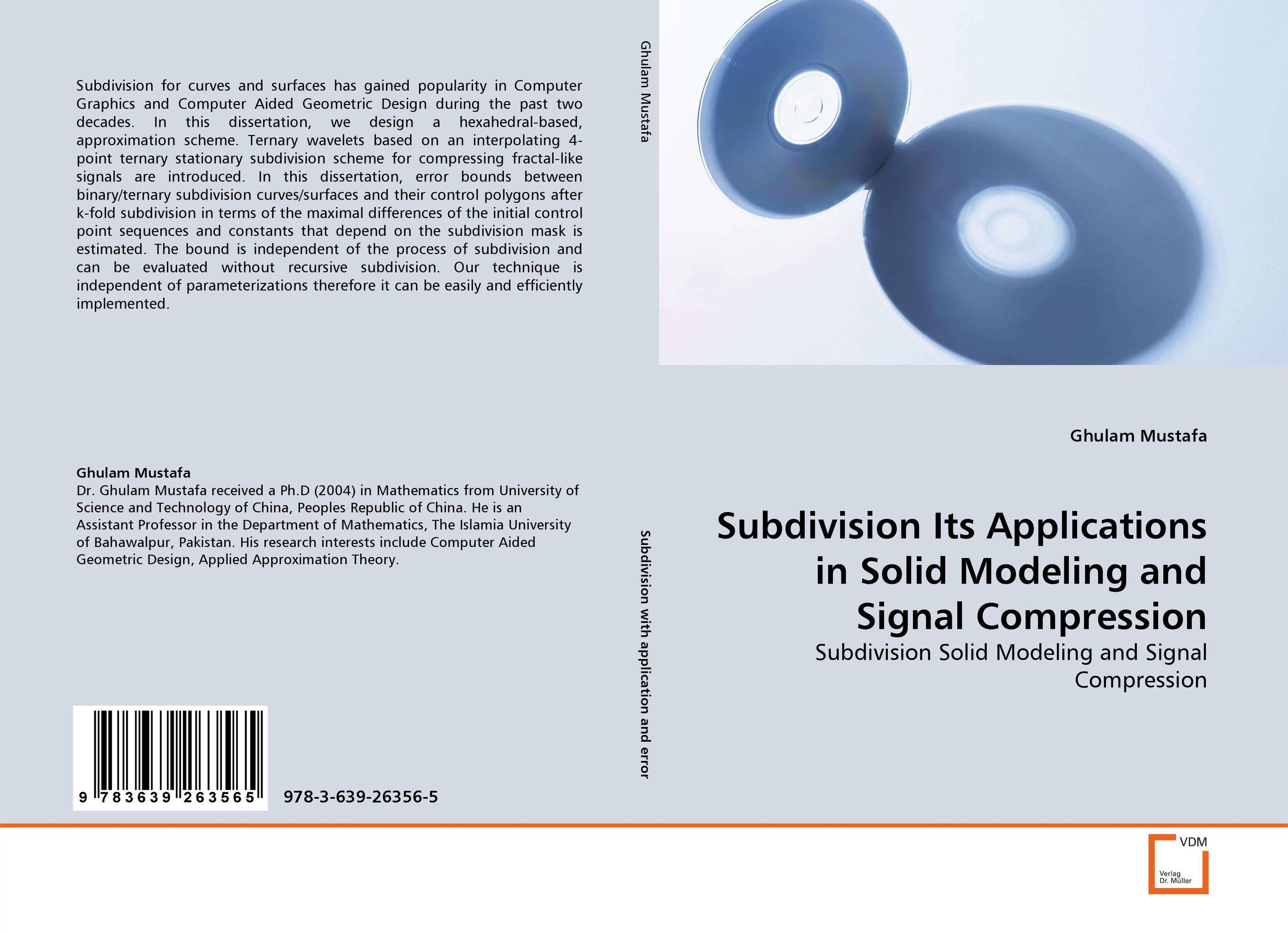 Subdivision Its Applications in Solid Modeling and Signal Compression
