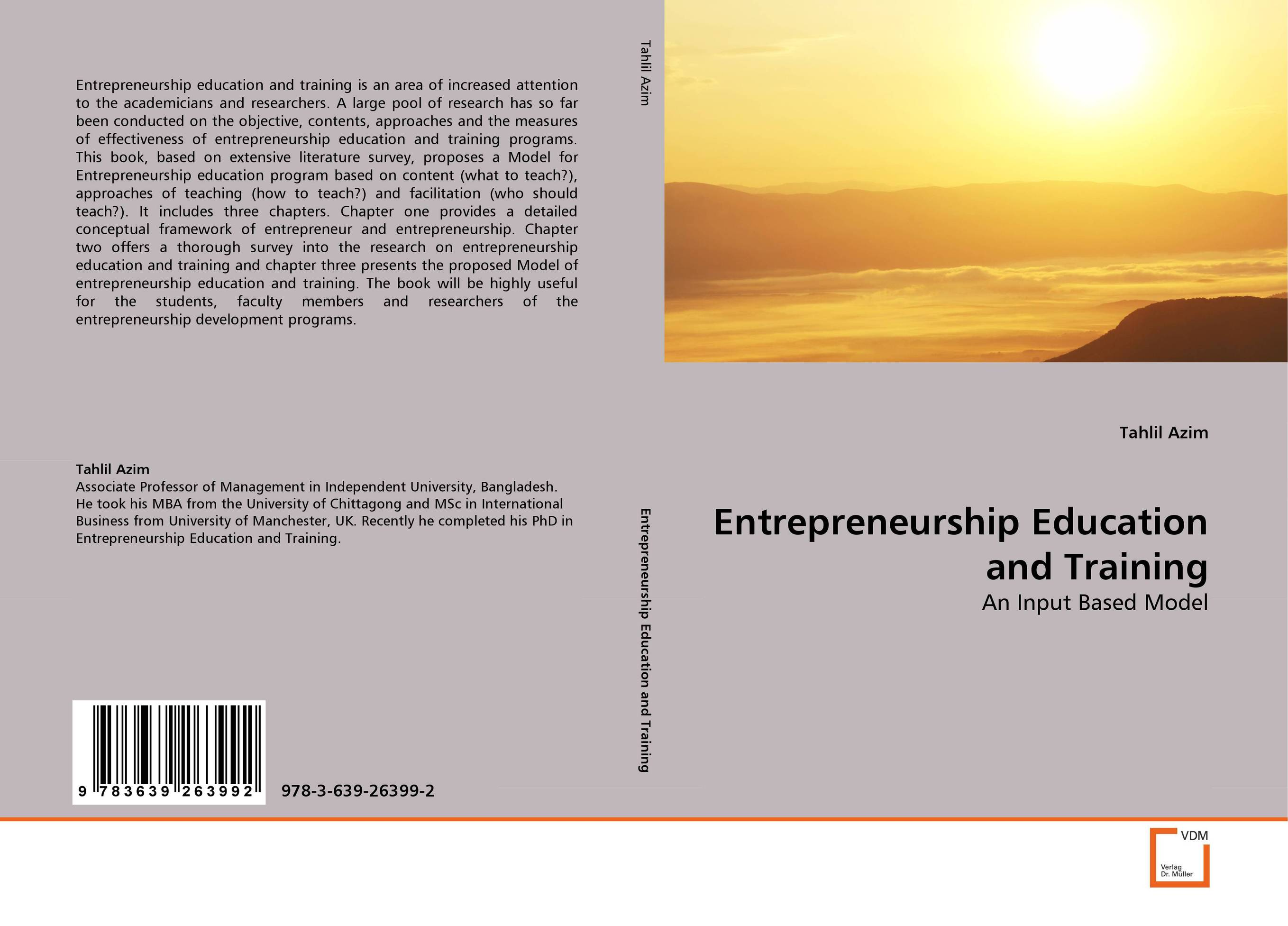 Entrepreneurship Education and Training john dearie where the jobs are entrepreneurship and the soul of the american economy