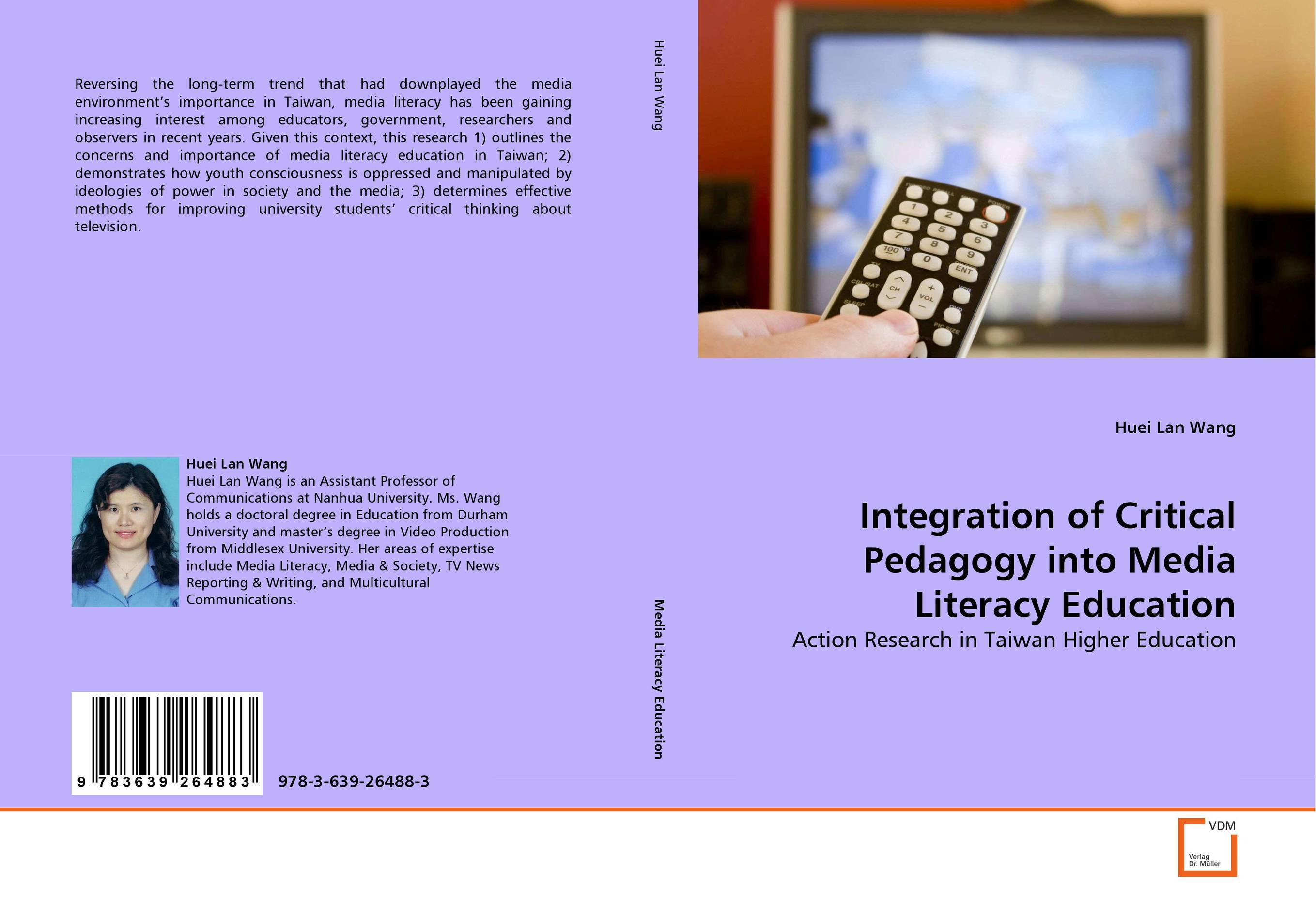 Integration of Critical Pedagogy into Media Literacy Education