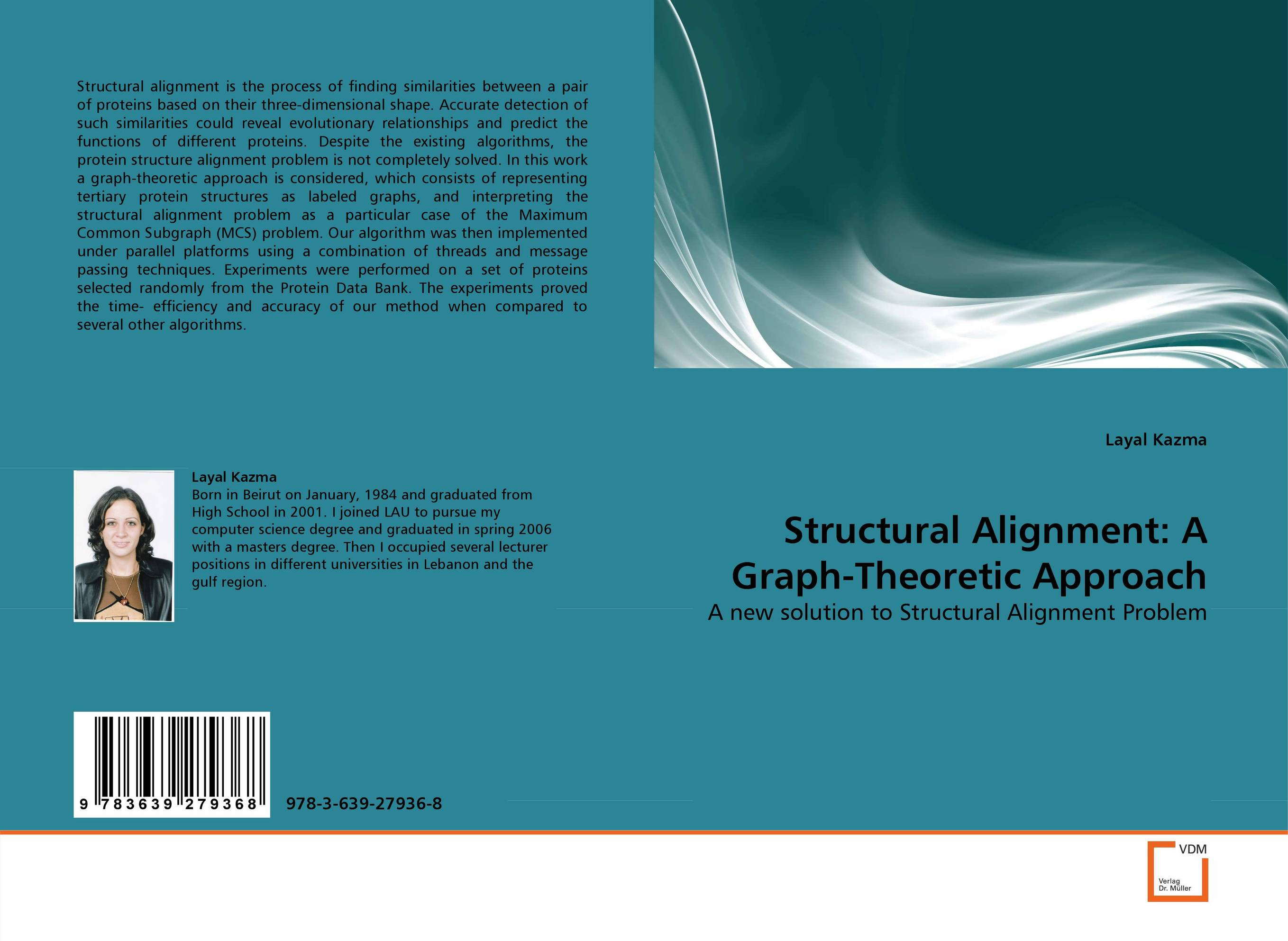 Structural Alignment: A Graph-Theoretic Approach algorithms on the book crossing number problem of graphs