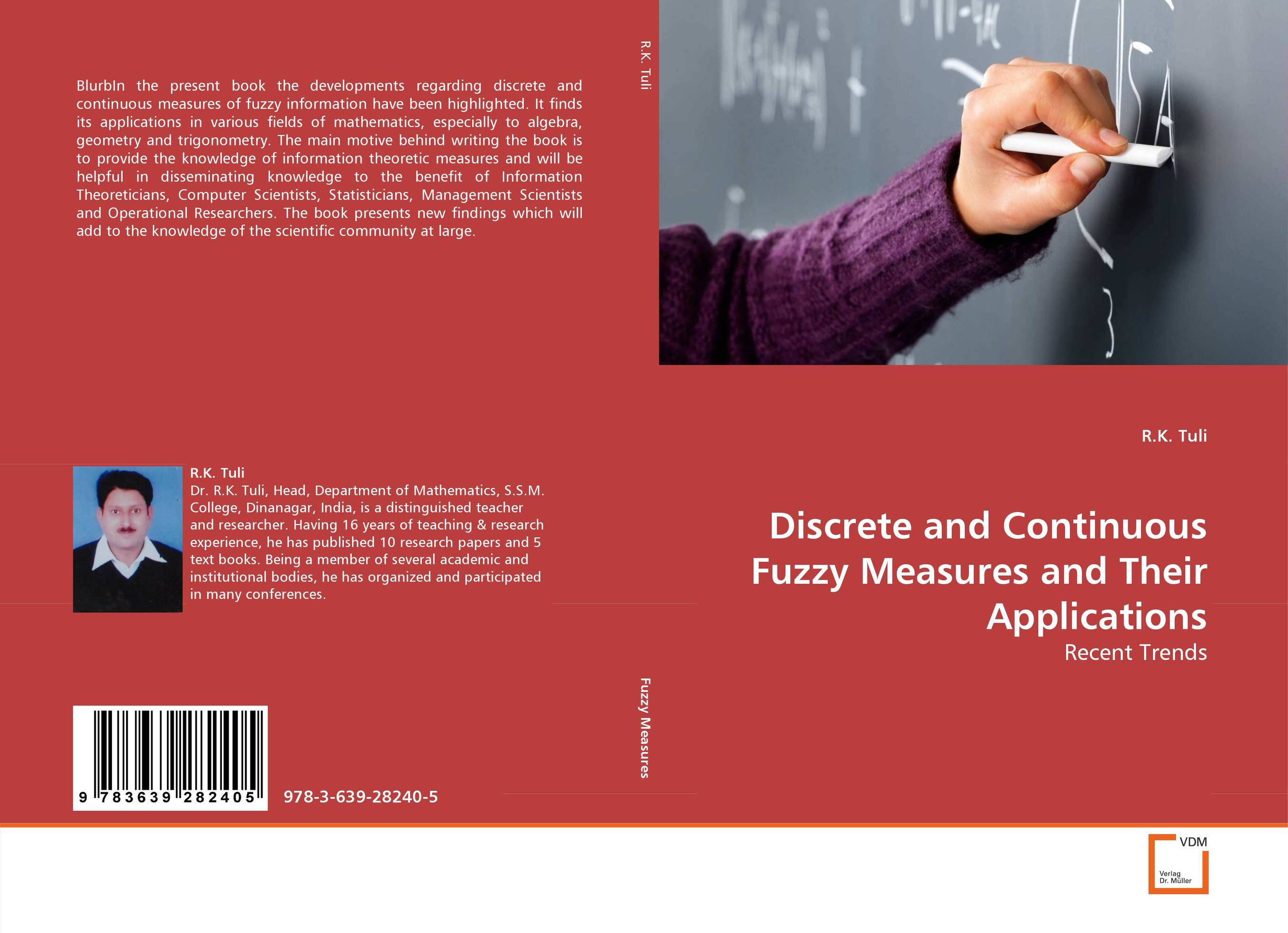 Discrete and Continuous Fuzzy Measures and Their Applications lisa disselkamp workforce asset management book of knowledge