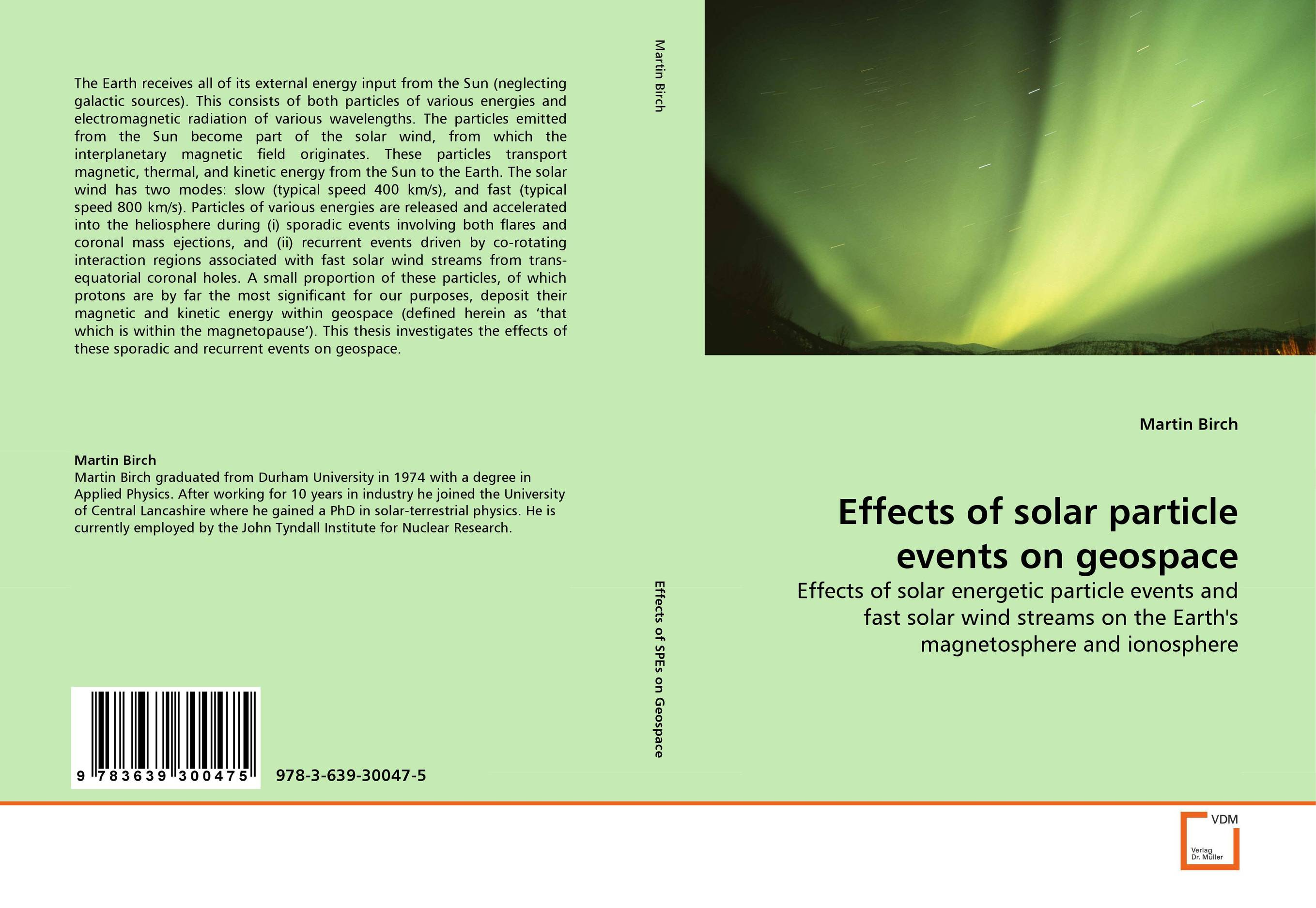 Effects of solar particle events on geospace wind effects on typical tall structures