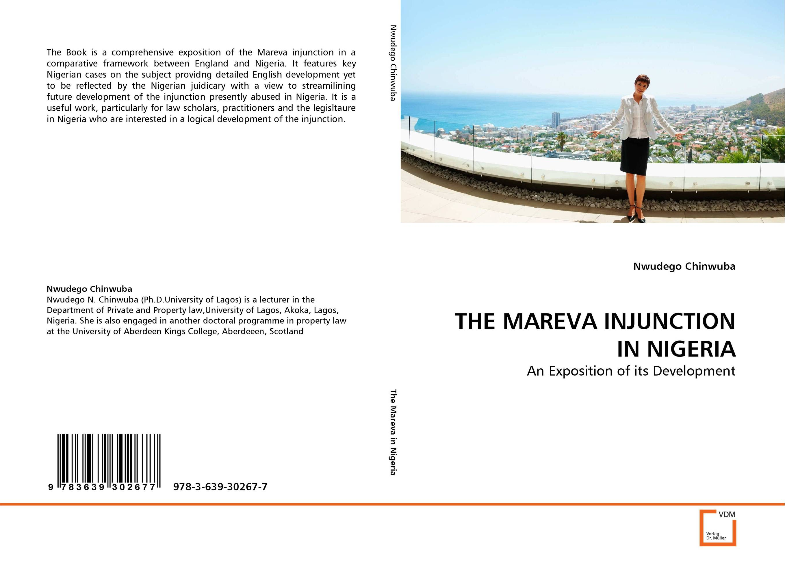 THE MAREVA INJUNCTION IN NIGERIA comparative assessment of petroleum sharing contracts in nigeria