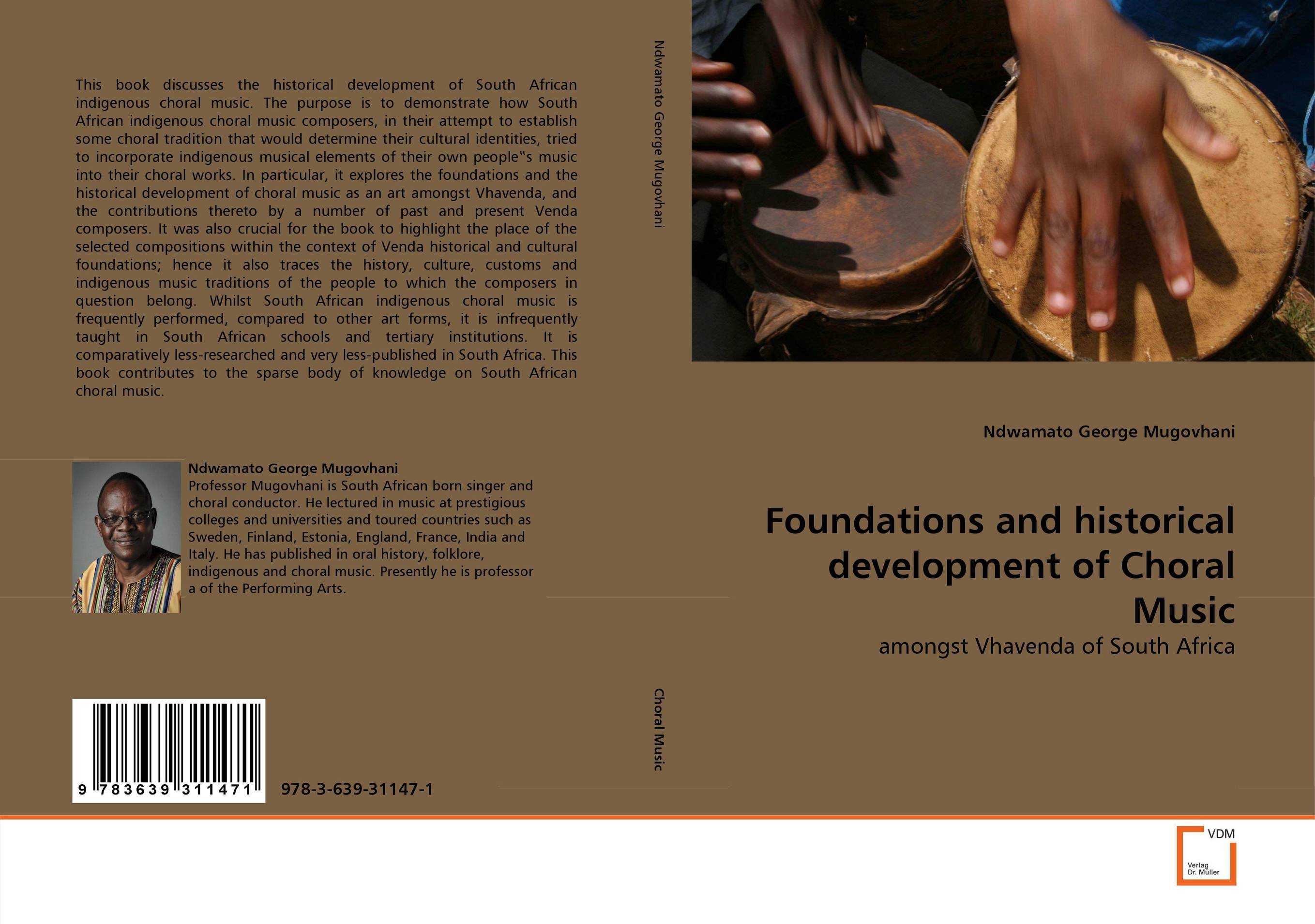 цена на Foundations and historical development of Choral Music