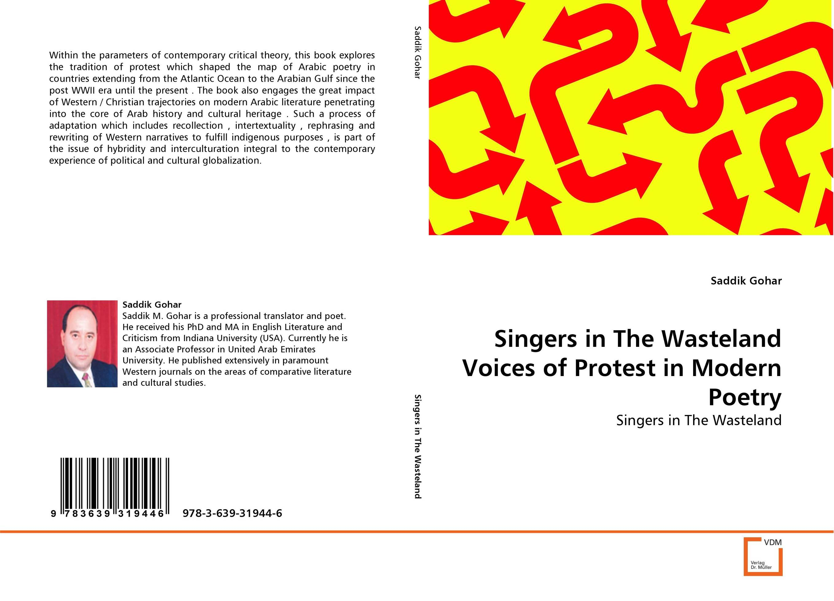 Singers in The Wasteland Voices of Protest in Modern Poetry promoting social change in the arab gulf