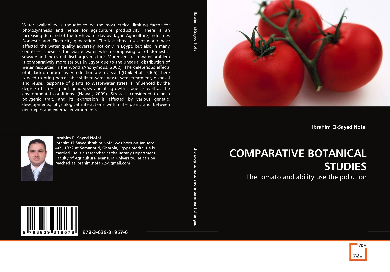 COMPARATIVE BOTANICAL STUDIES