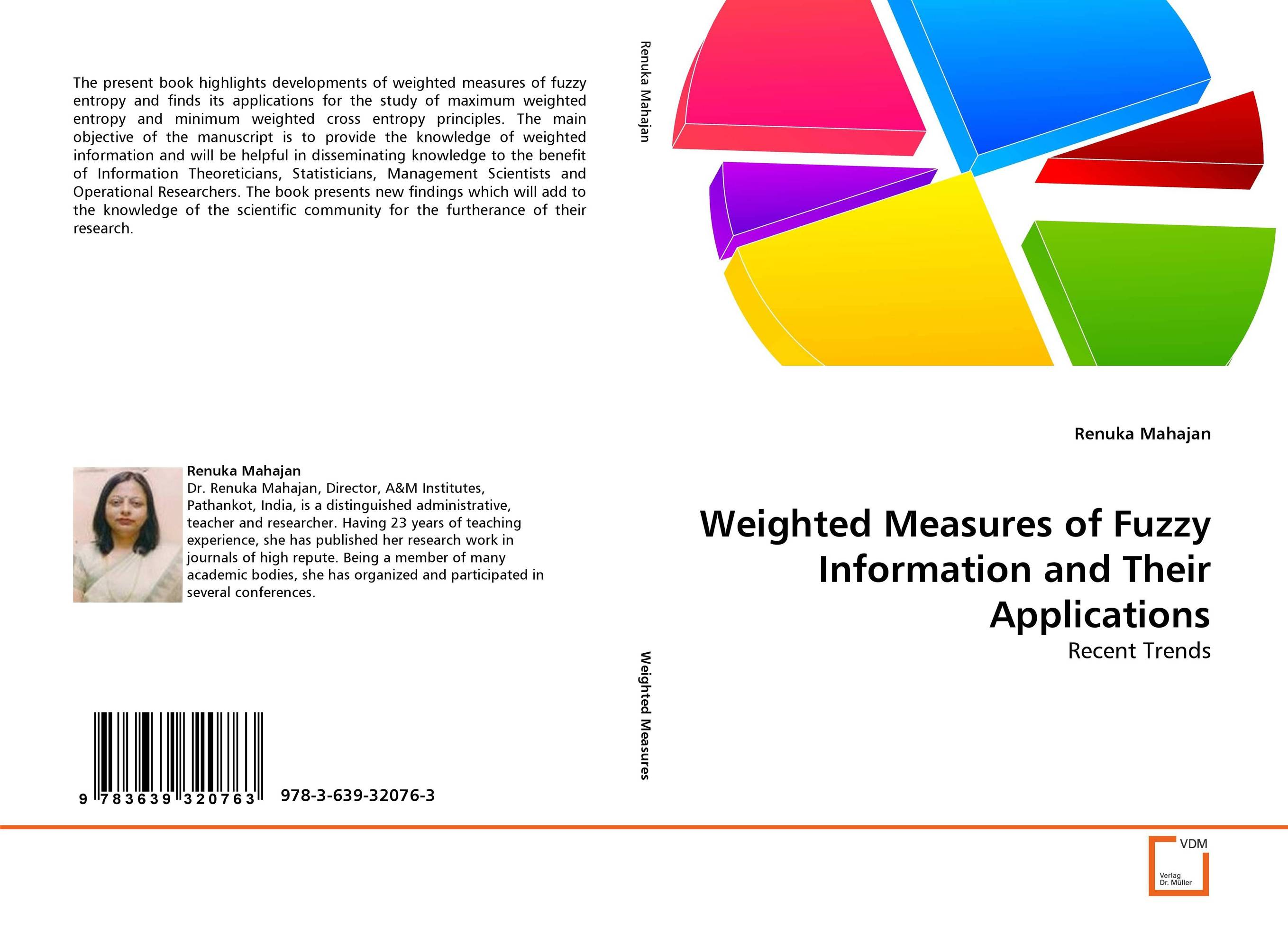 Weighted Measures of Fuzzy Information and Their Applications lisa disselkamp workforce asset management book of knowledge