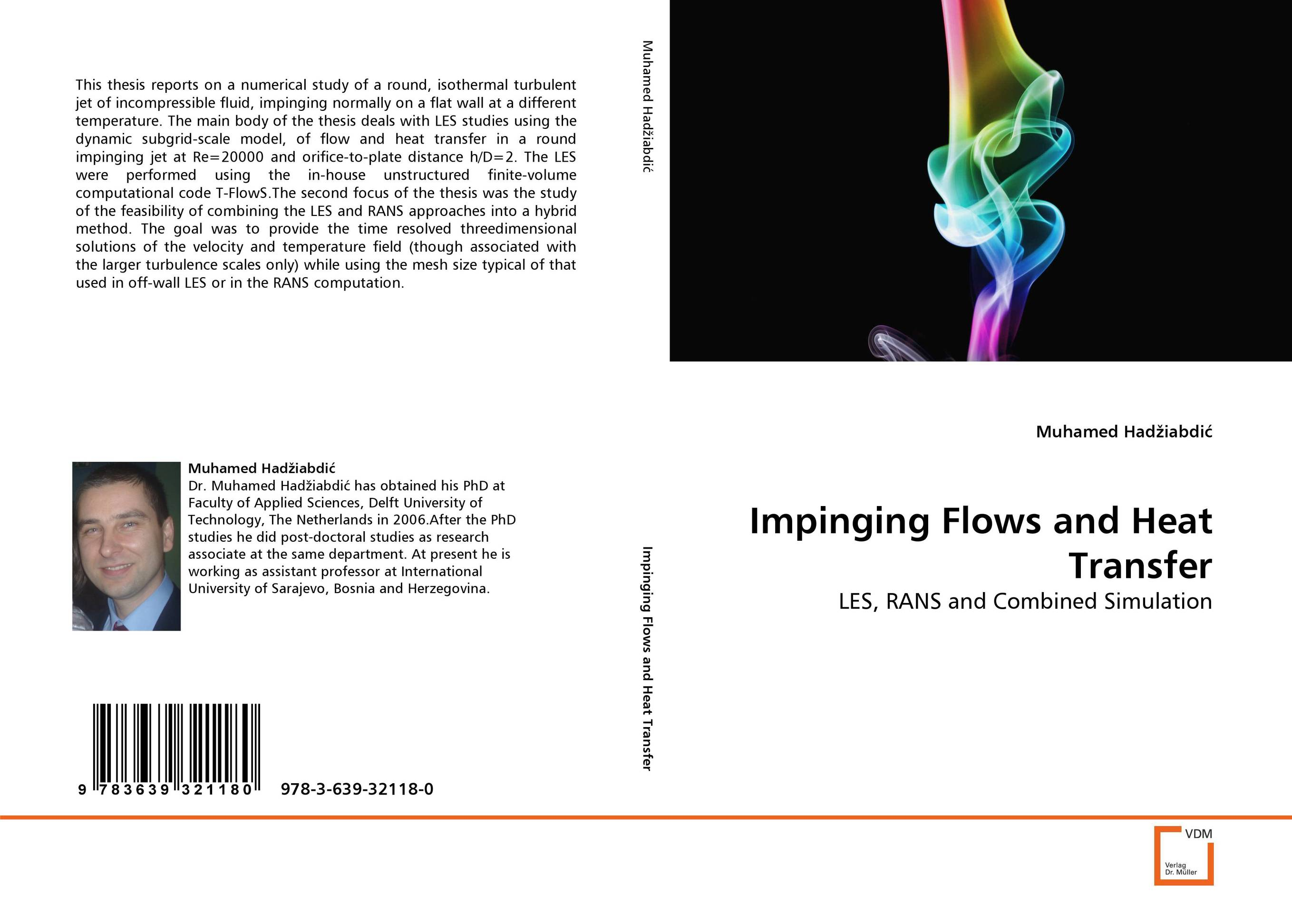 Impinging Flows and Heat Transfer
