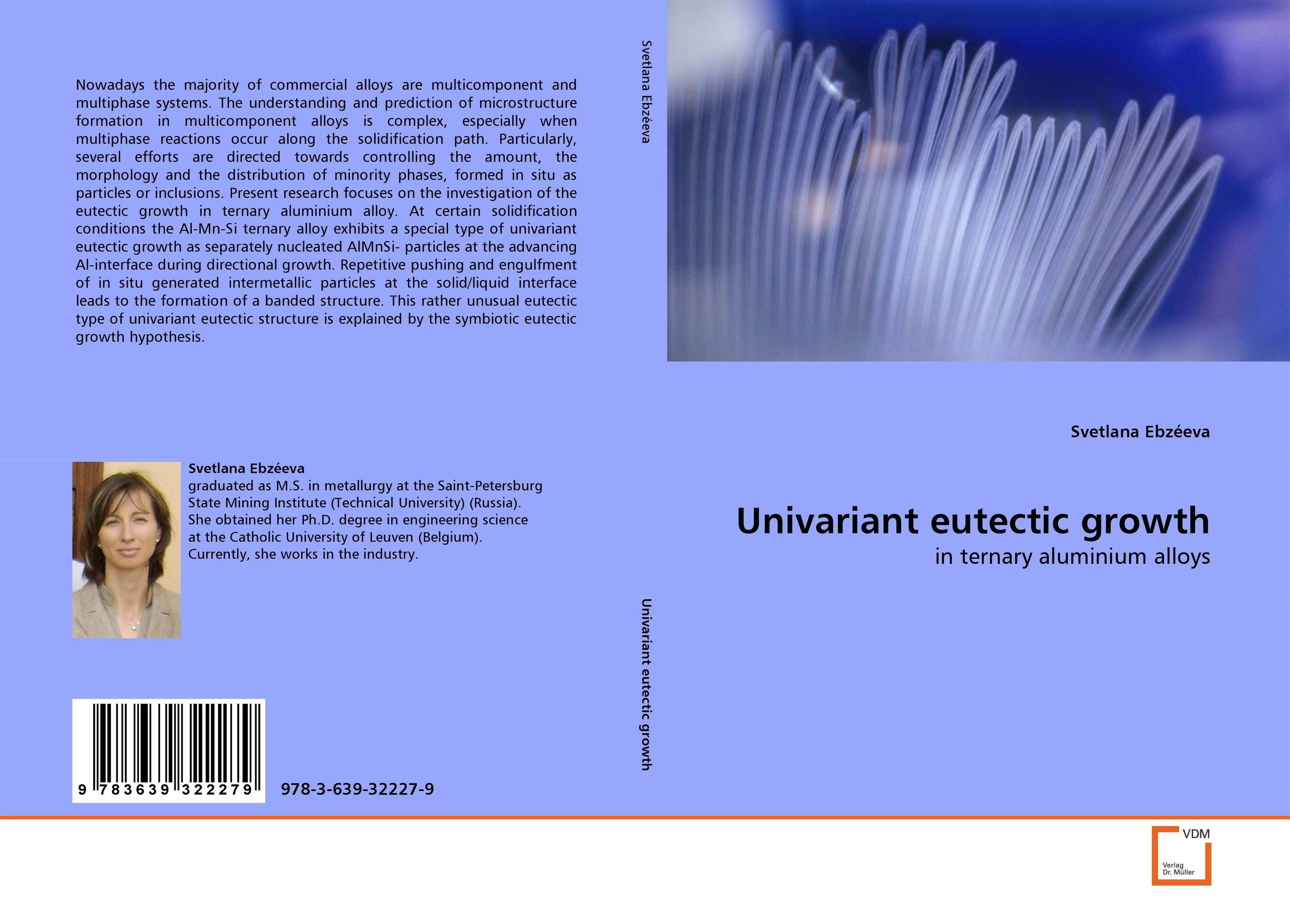 Univariant eutectic growth