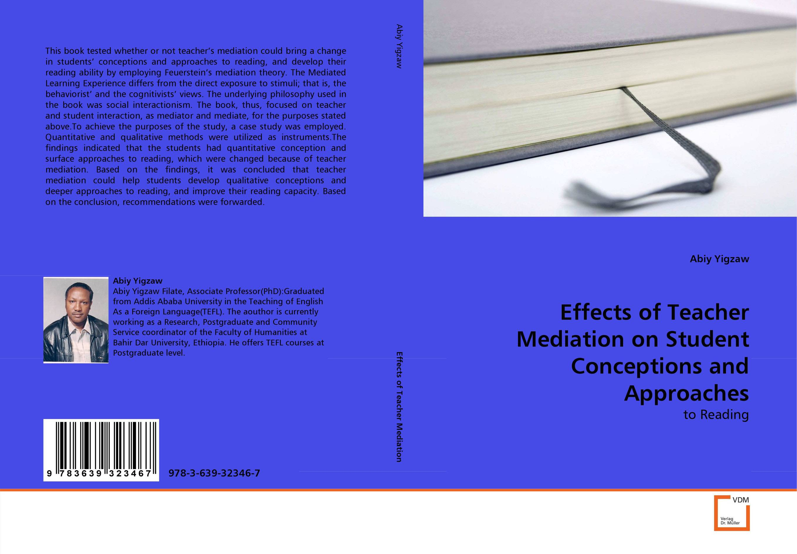 Effects of Teacher Mediation on Student Conceptions and Approaches target score teacher s book