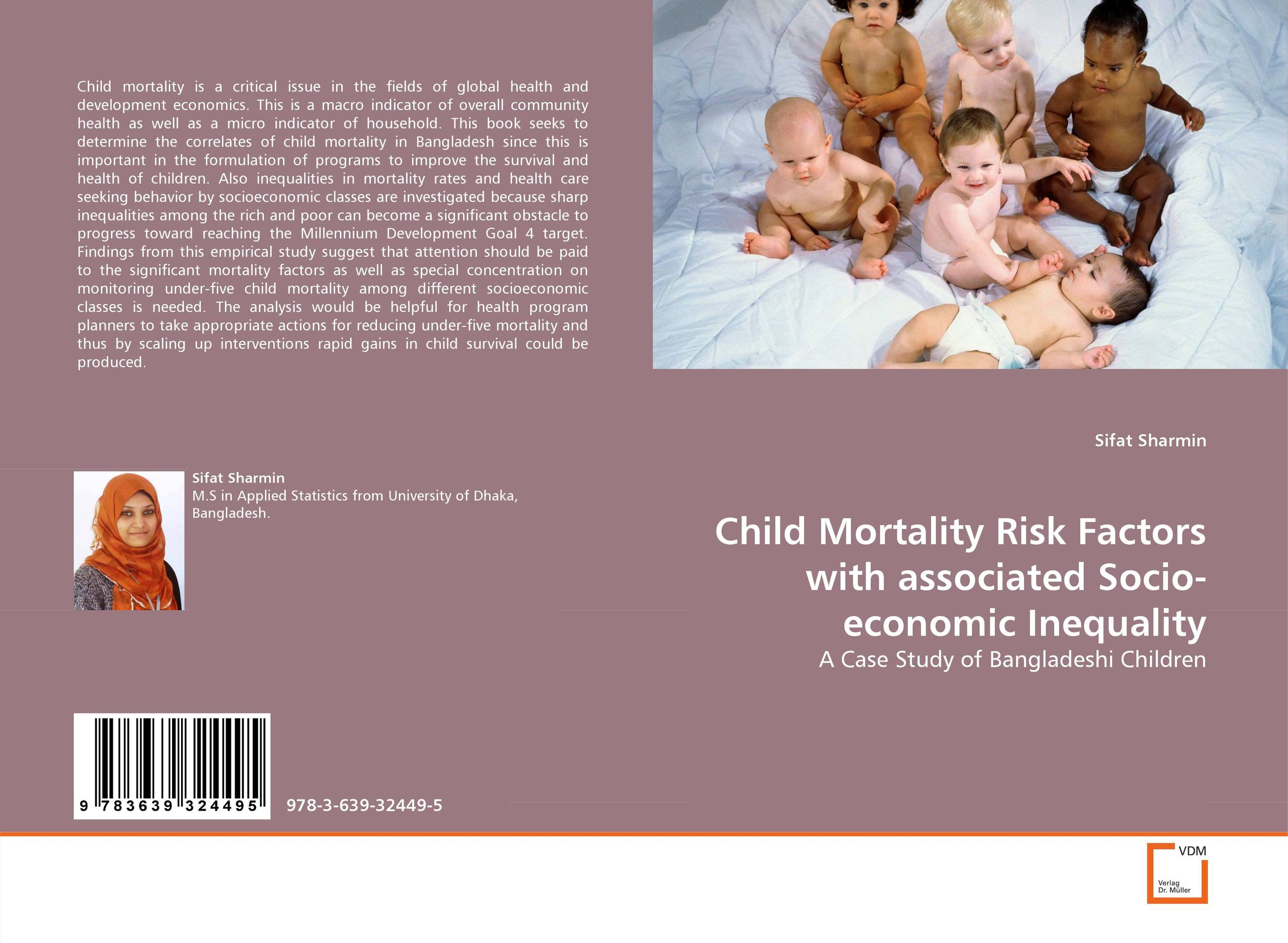 Child Mortality Risk Factors with associated Socio-economic Inequality factors associated with bone health in young adults