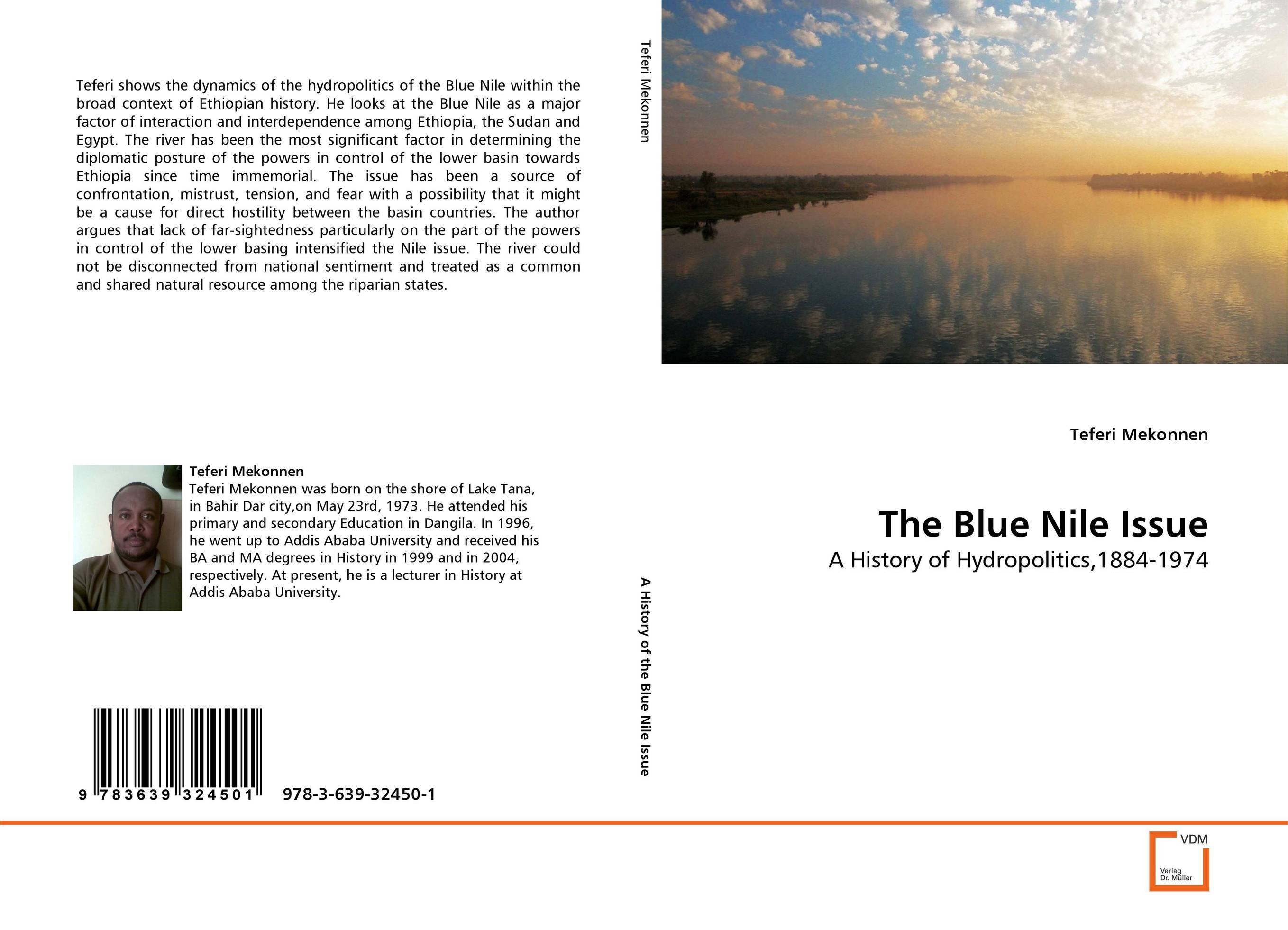The Blue Nile Issue