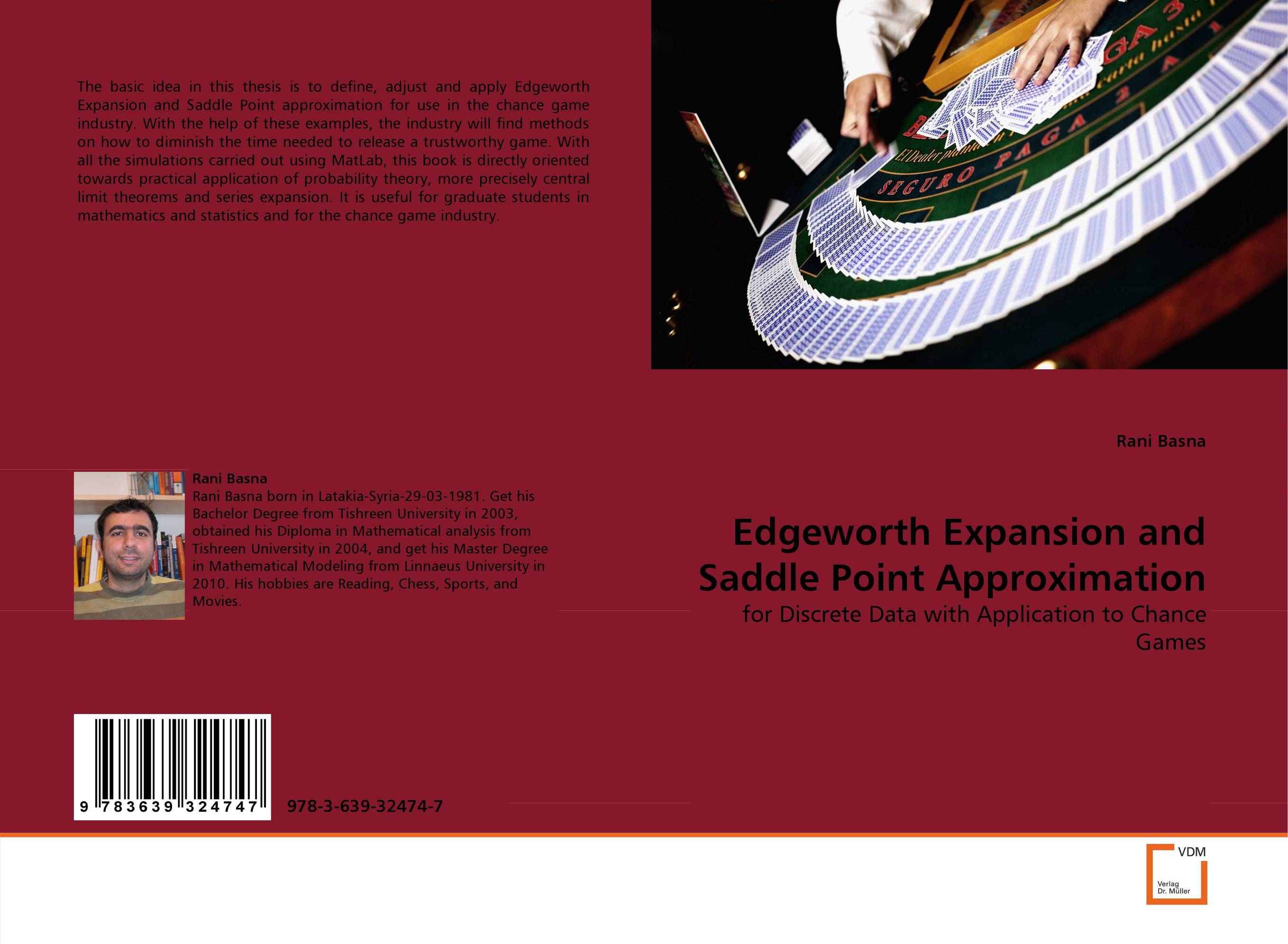 Edgeworth Expansion and Saddle Point Approximation