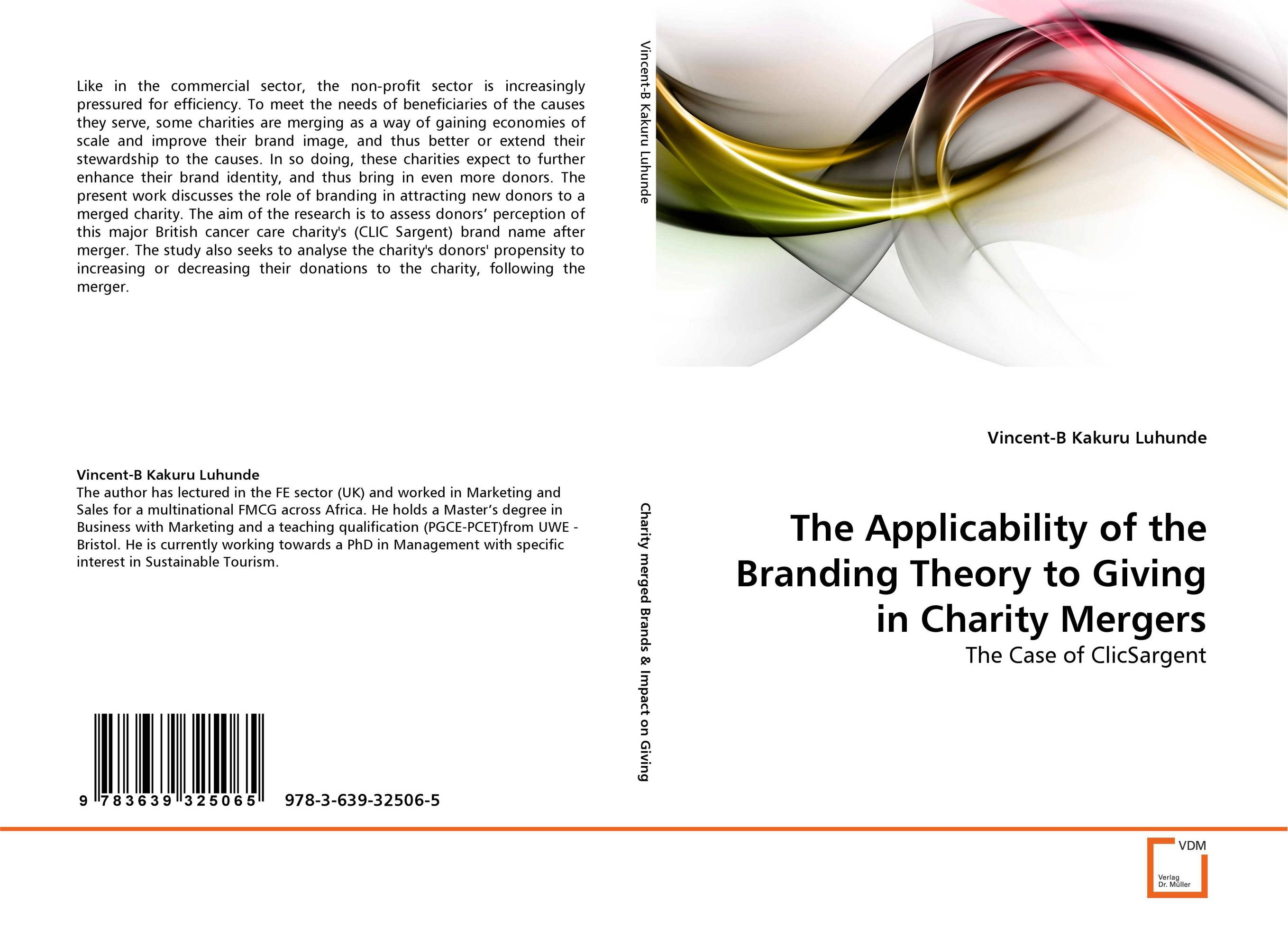 The Applicability of the Branding Theory to Giving in Charity Mergers michael moody generation impact how next gen donors are revolutionizing giving