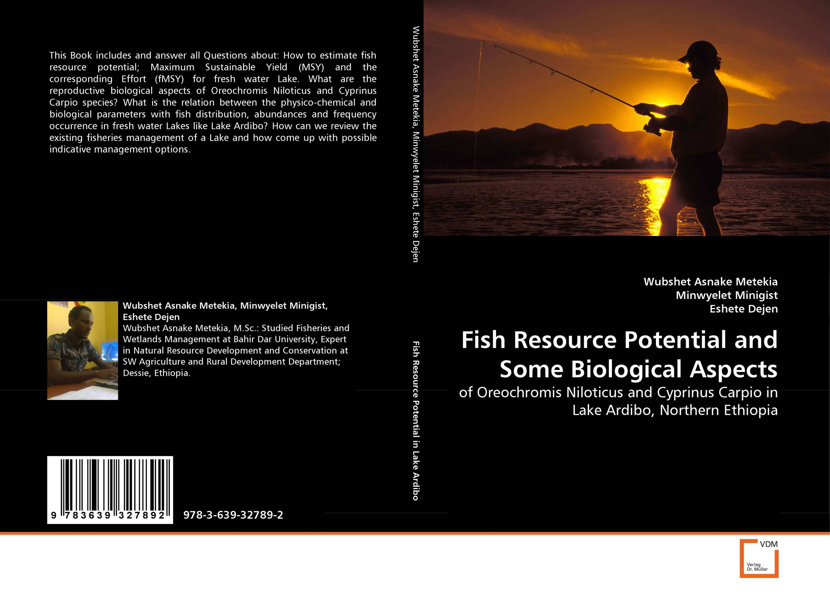 Fish Resource Potential and Some Biological Aspects цена