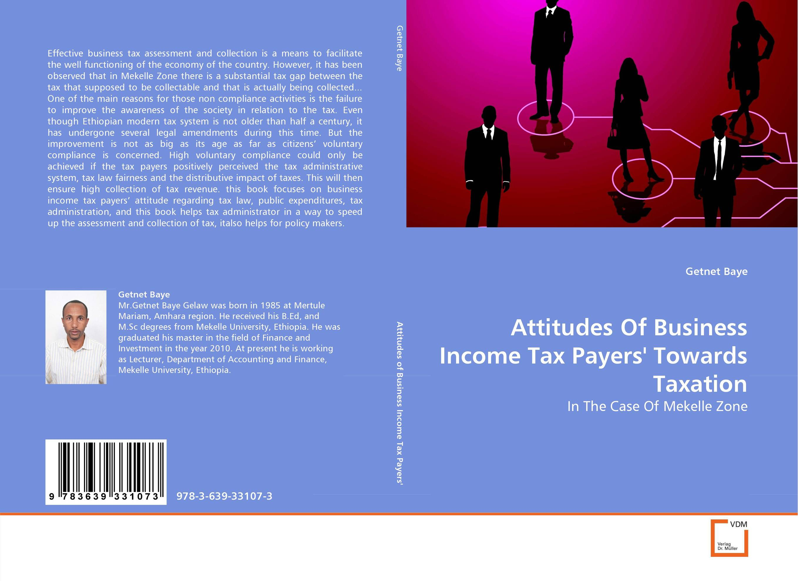 Attitudes Of Business Income Tax Payers'' Towards Taxation global tax fairness