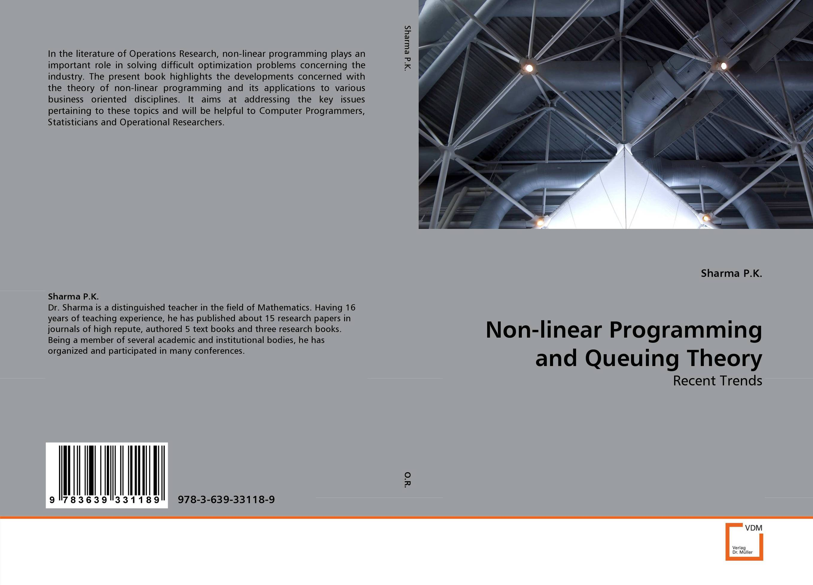 Non-linear Programming and Queuing Theory