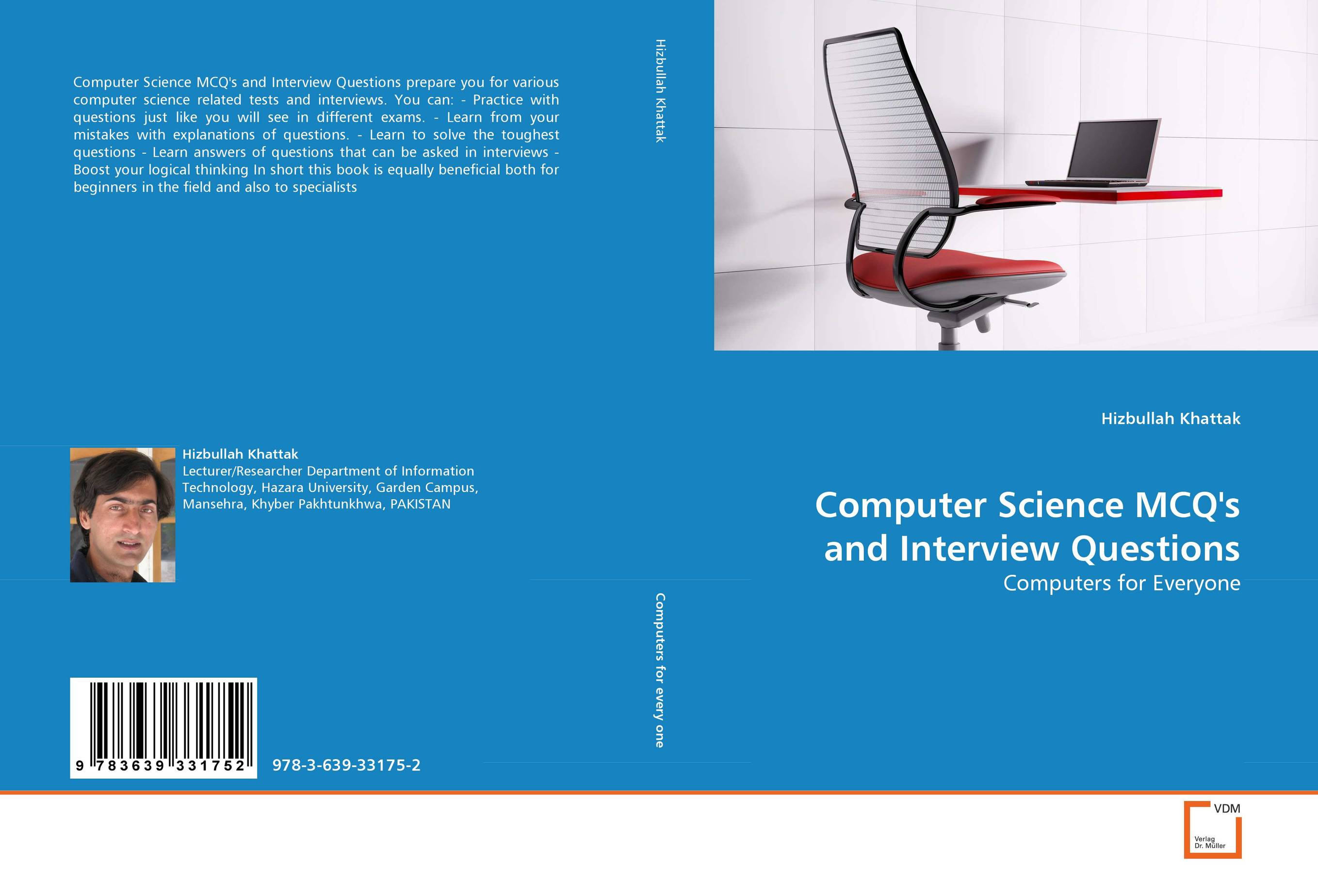 Computer Science MCQ''s and Interview Questions