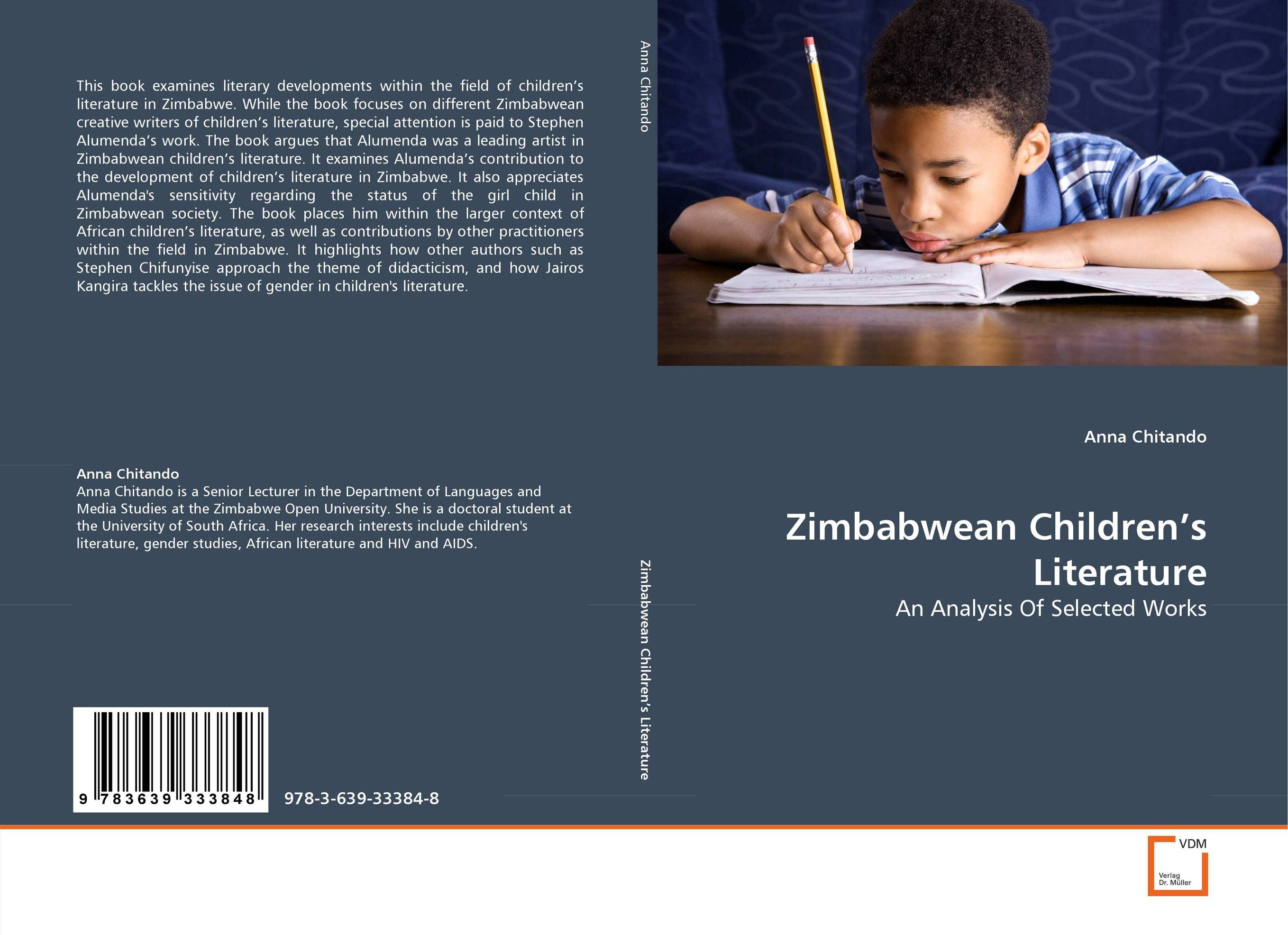 ZIMBABWEAN CHILDREN''S LITERATURE dickins r the children s book of art