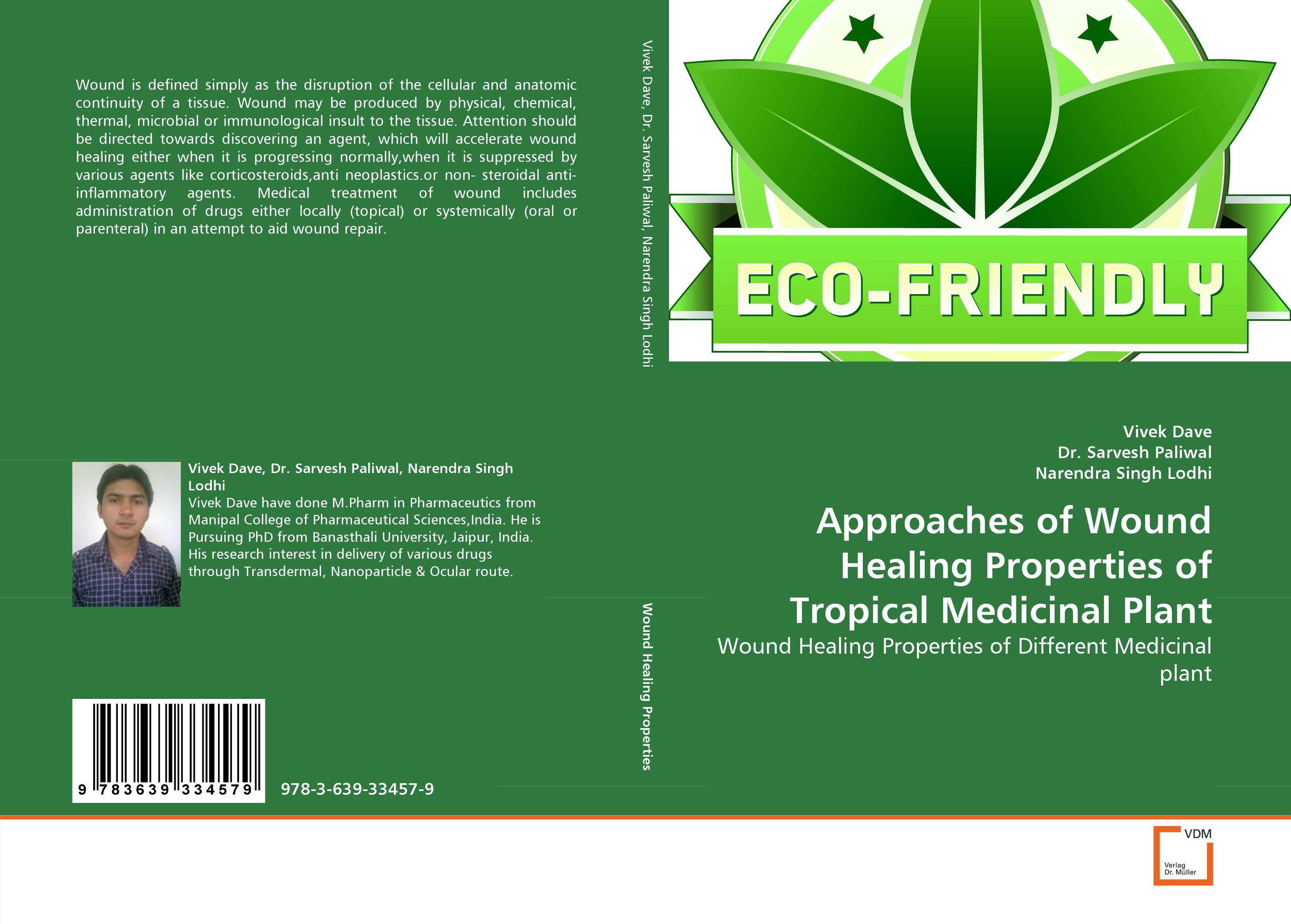 Approaches of Wound Healing Properties of Tropical Medicinal Plant exit wound