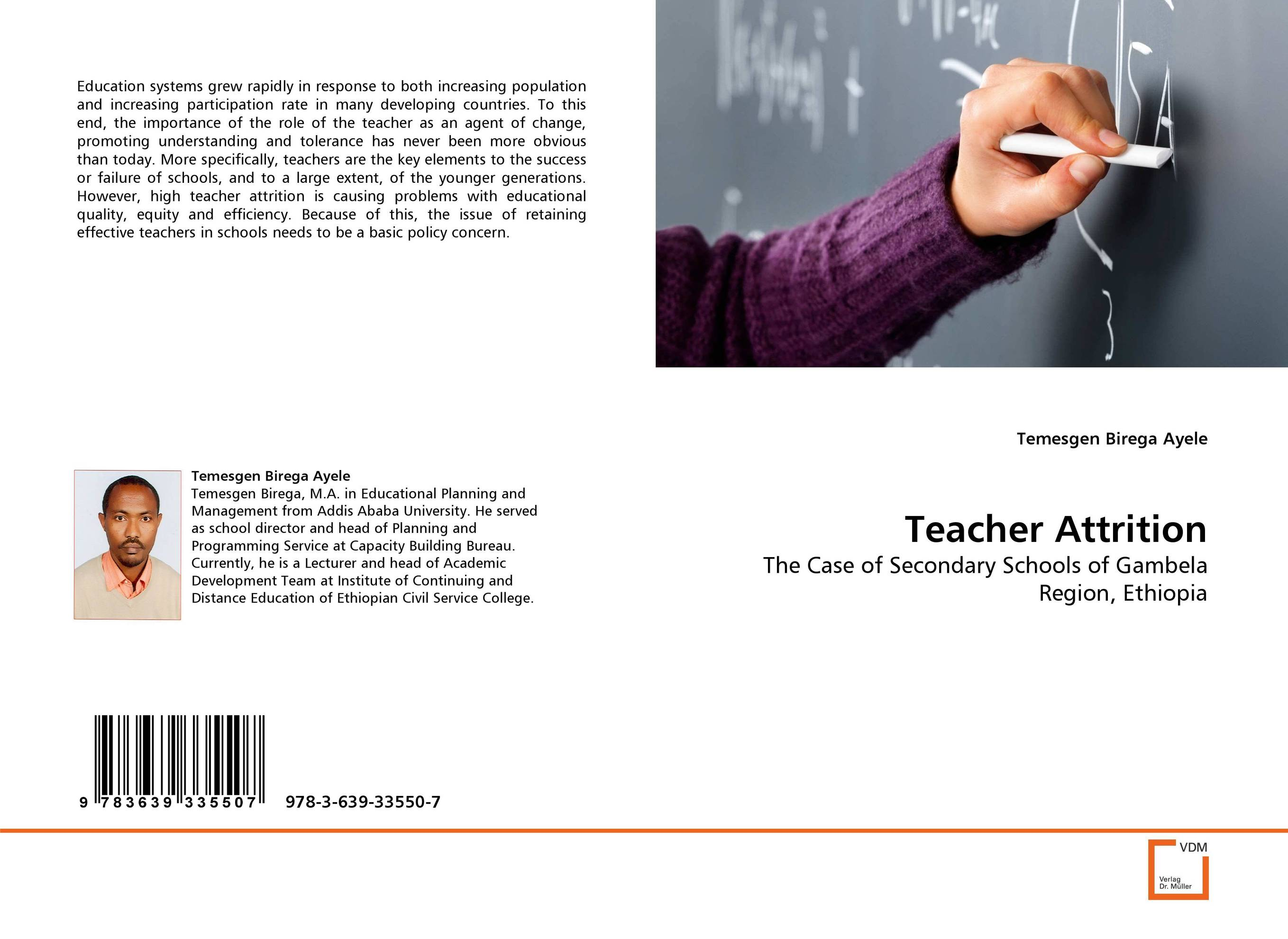 Teacher Attrition understanding the role of educational resources in inclusive schools