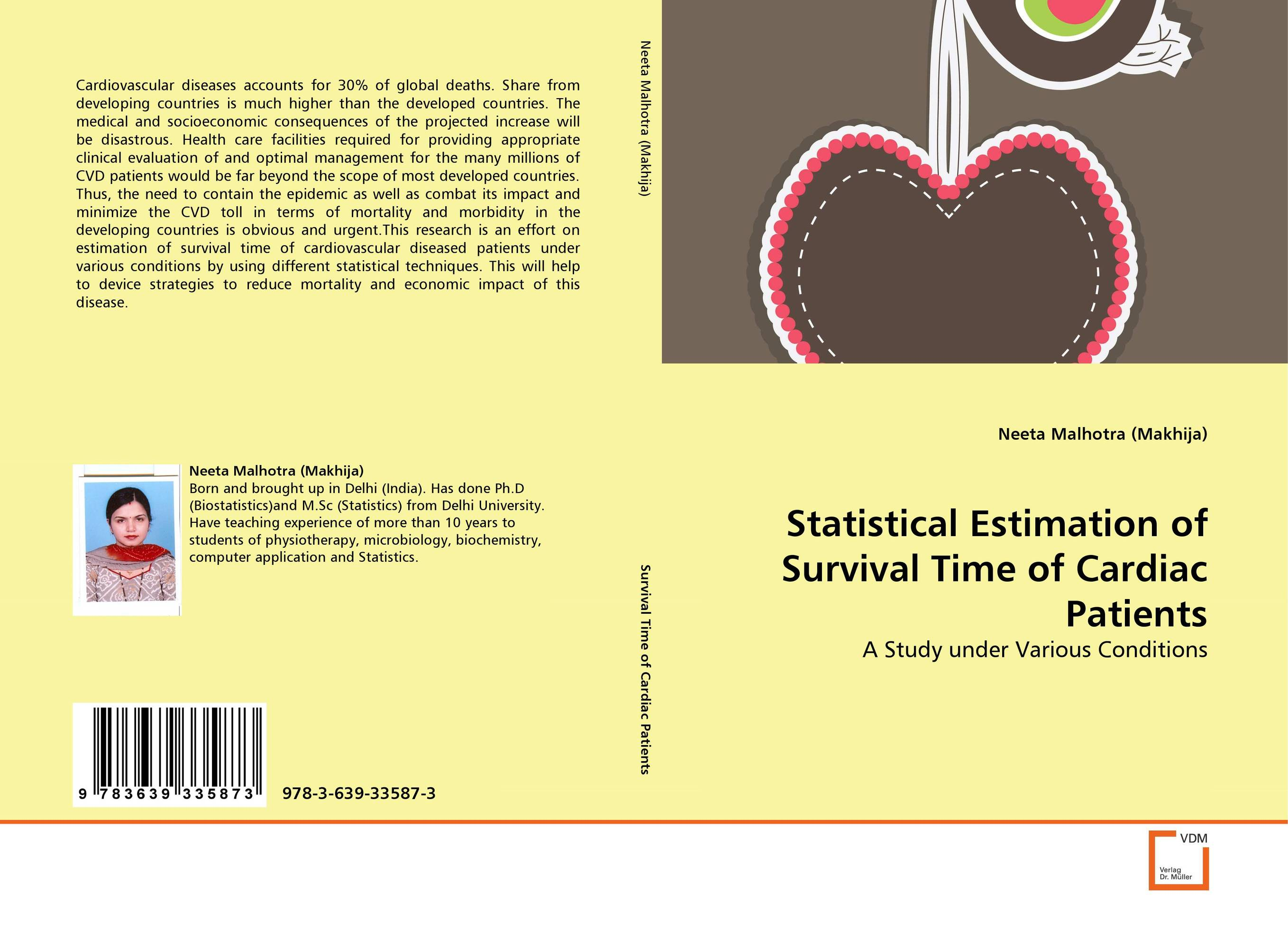 Statistical Estimation of Survival Time of Cardiac Patients statistical and lacunary statistical convergence of sequence spaces