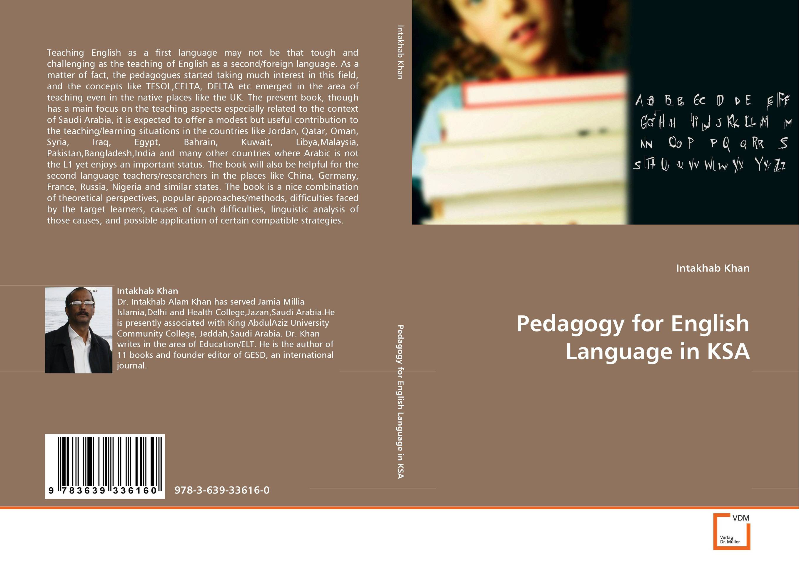 Pedagogy for English Language in KSA the role of ict in the teaching of english as a foreign language efl
