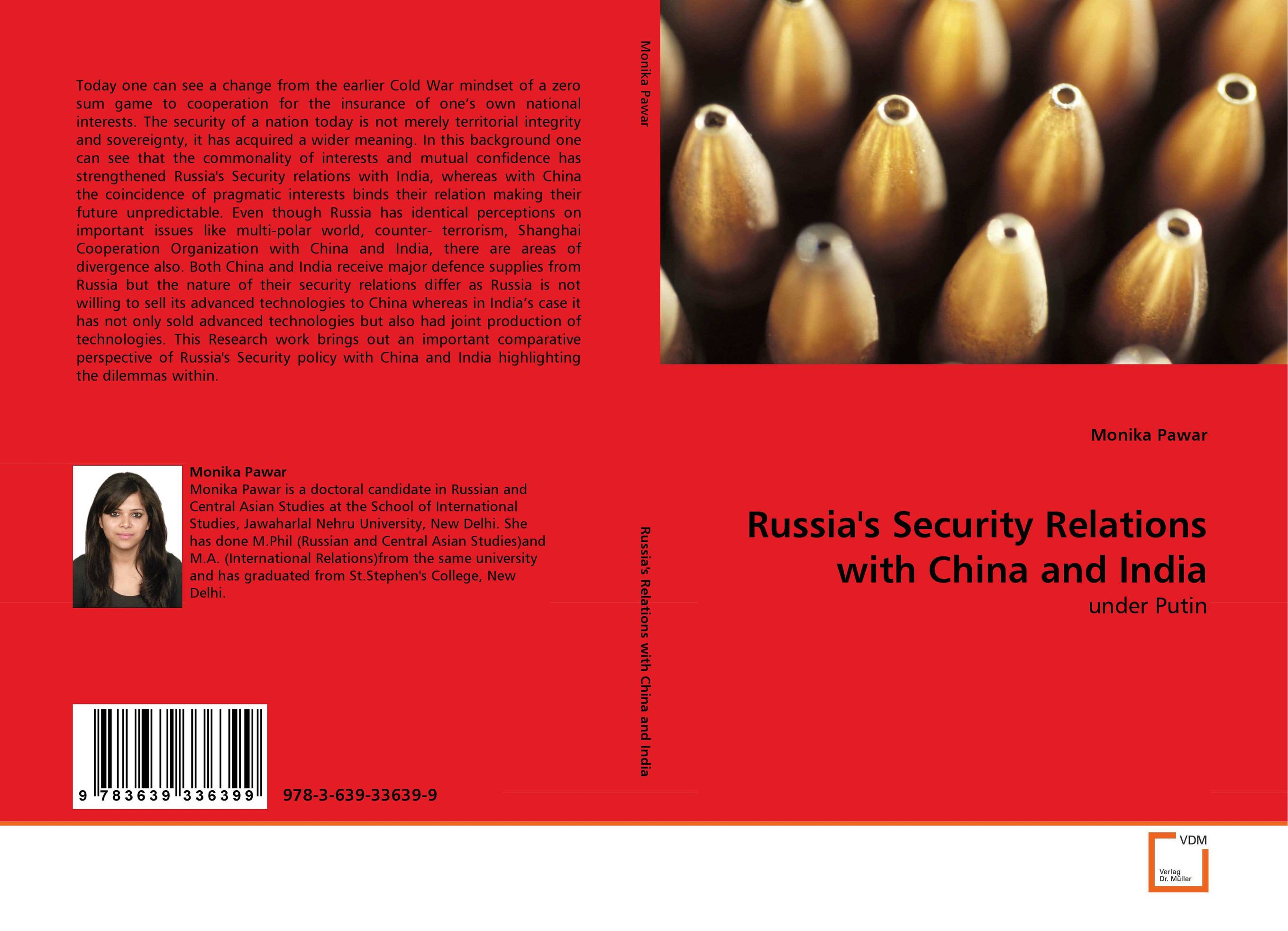 Russia''s Security Relations with China and India china india relations and implications for pakistan
