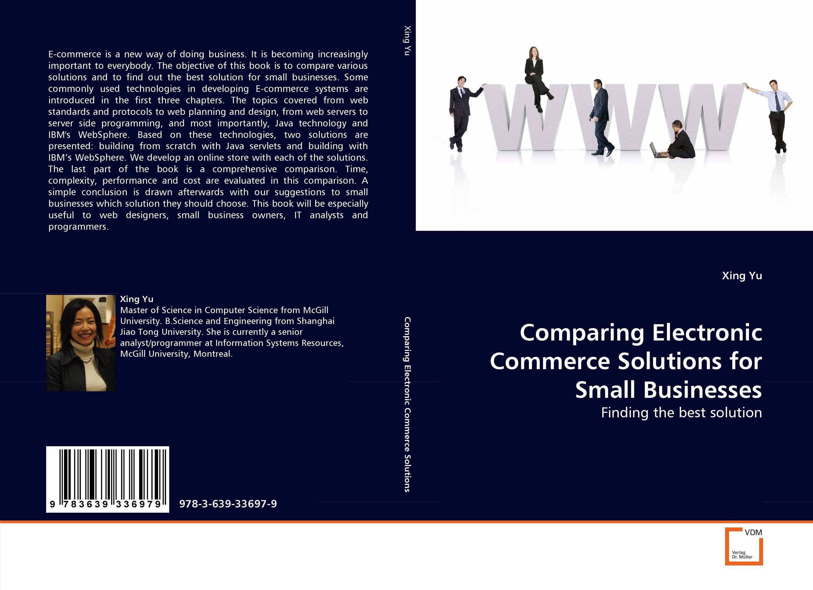 Comparing Electronic Commerce Solutions for Small Businesses