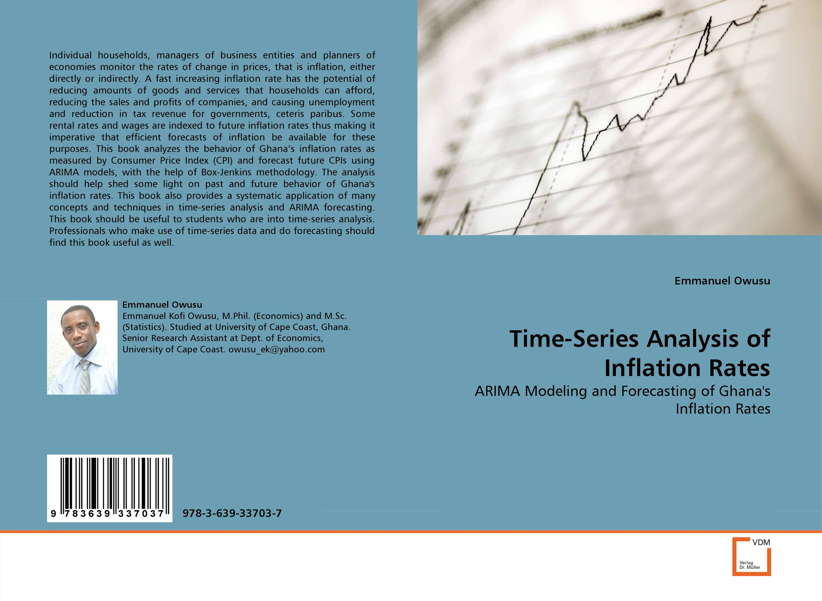 Time-Series Analysis of Inflation Rates