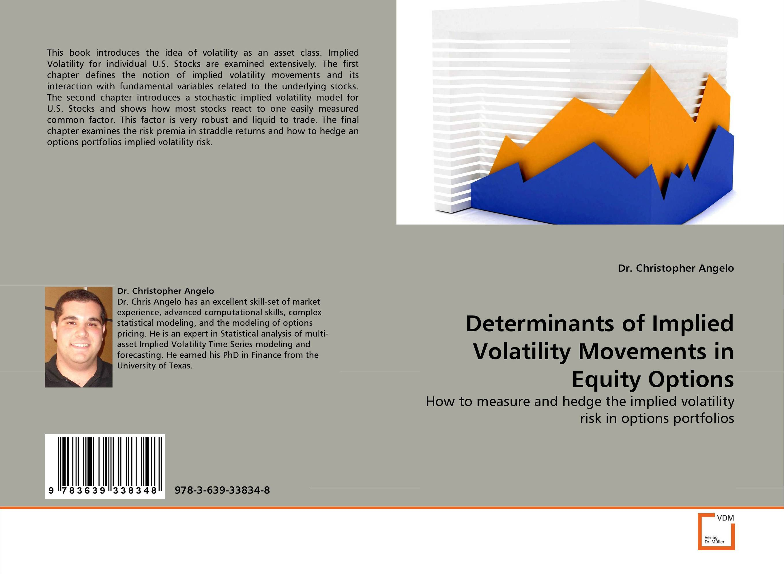 Determinants of Implied Volatility Movements in Equity Options