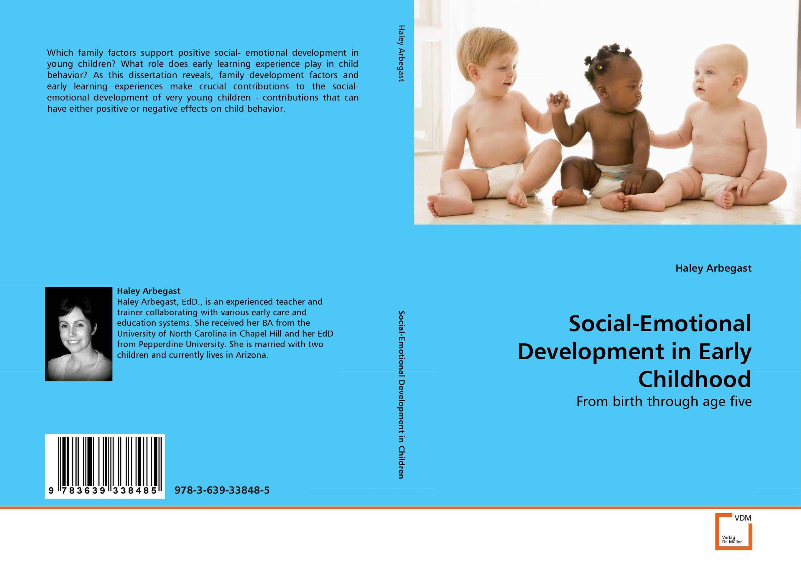 Social-Emotional Development in Early Childhood