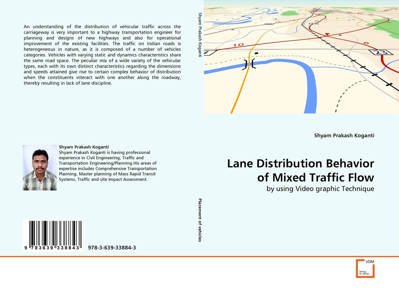 Lane Distribution Behavior of Mixed Traffic Flow видеоигра для pc медиа rise of the tomb raider 20 летний юбилей