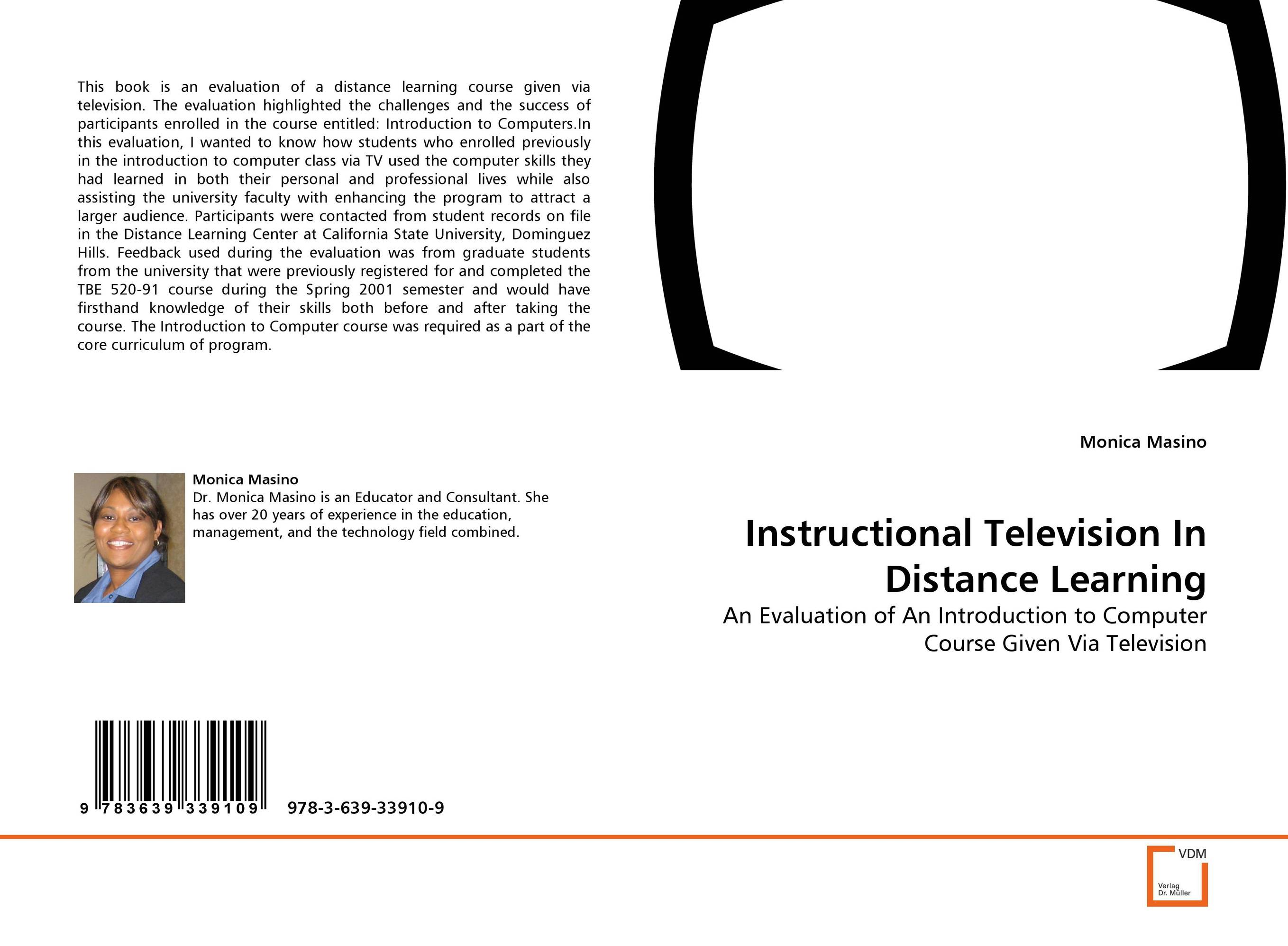 Instructional Television In Distance Learning introduction to computer networking