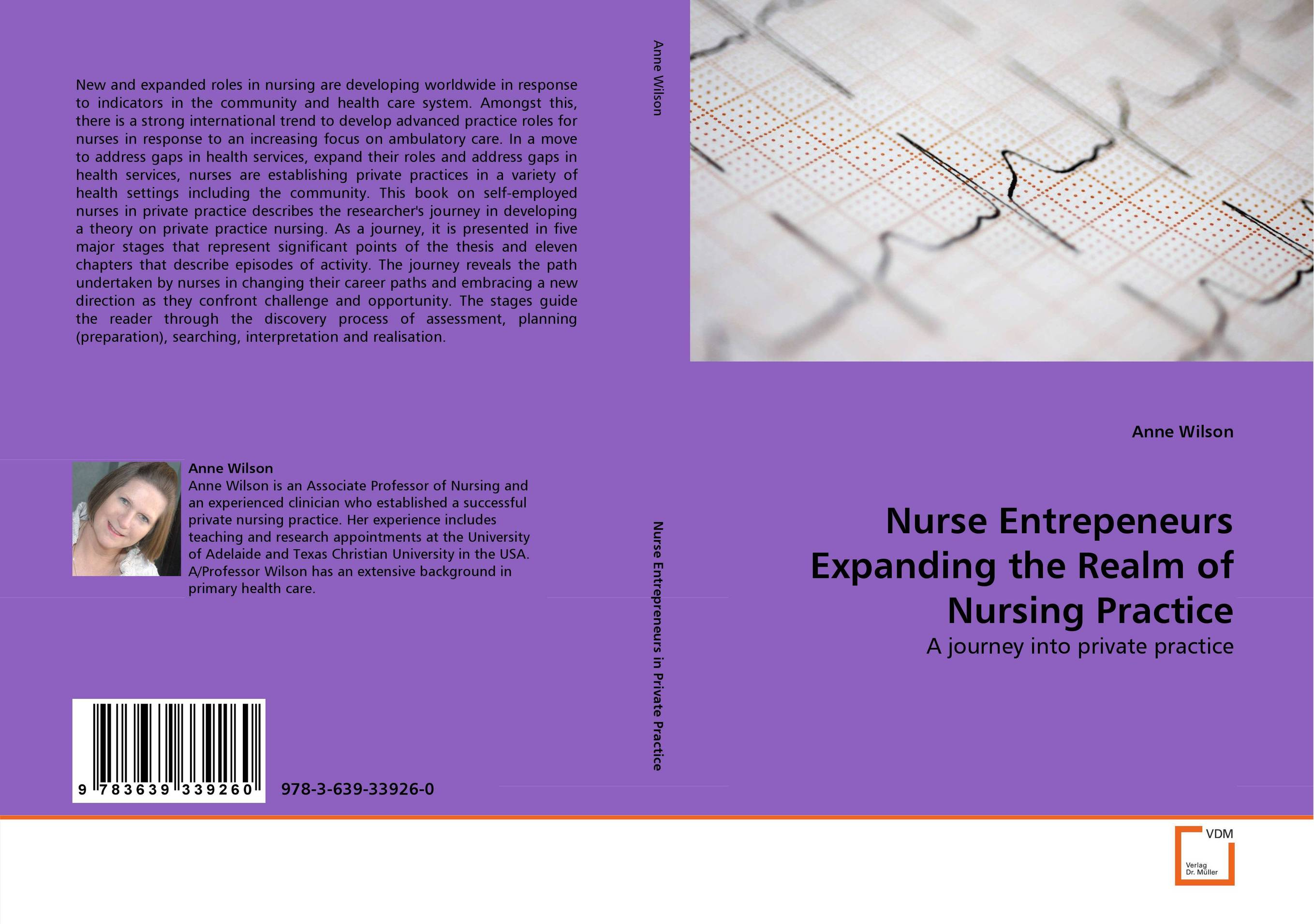 Nurse Entrepeneurs Expanding the Realm of Nursing Practice roles of selenium in farms and in human health