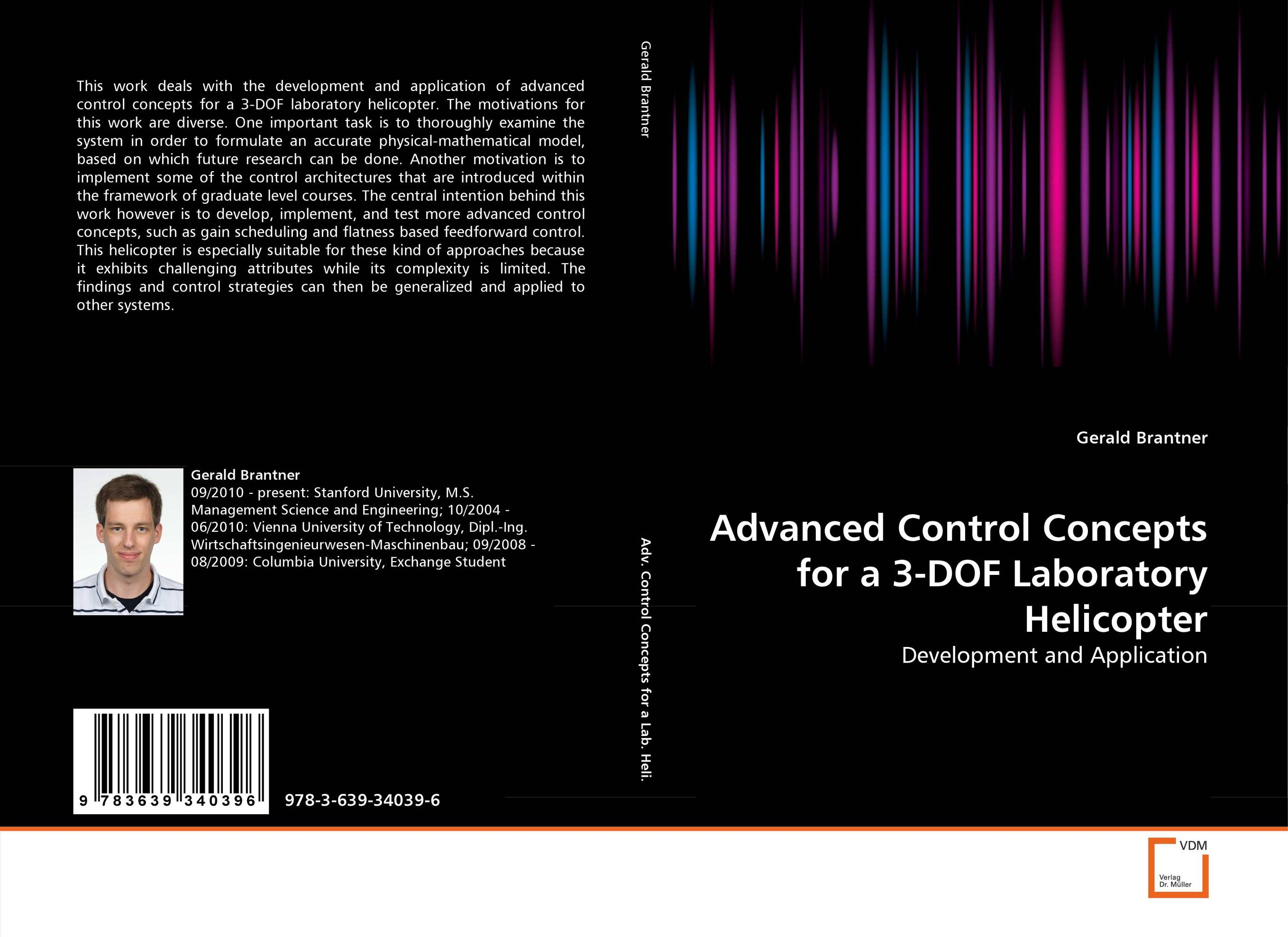 Advanced Control Concepts for a 3-DOF Laboratory Helicopter arm and hammer advanced care tartar control toothpaste for dogs