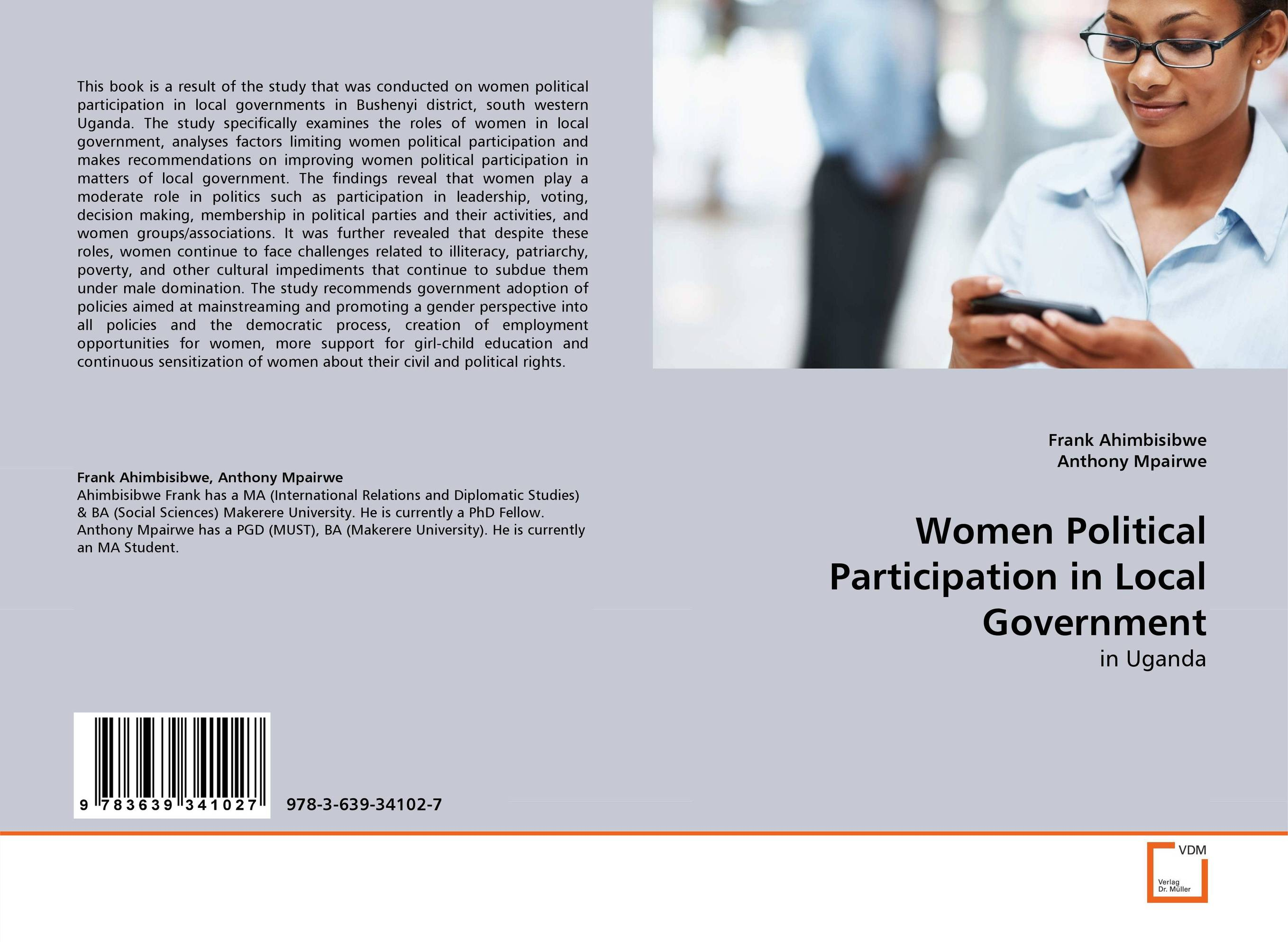 Фото Women Political Participation in Local Government a study of women s political participation in manipur