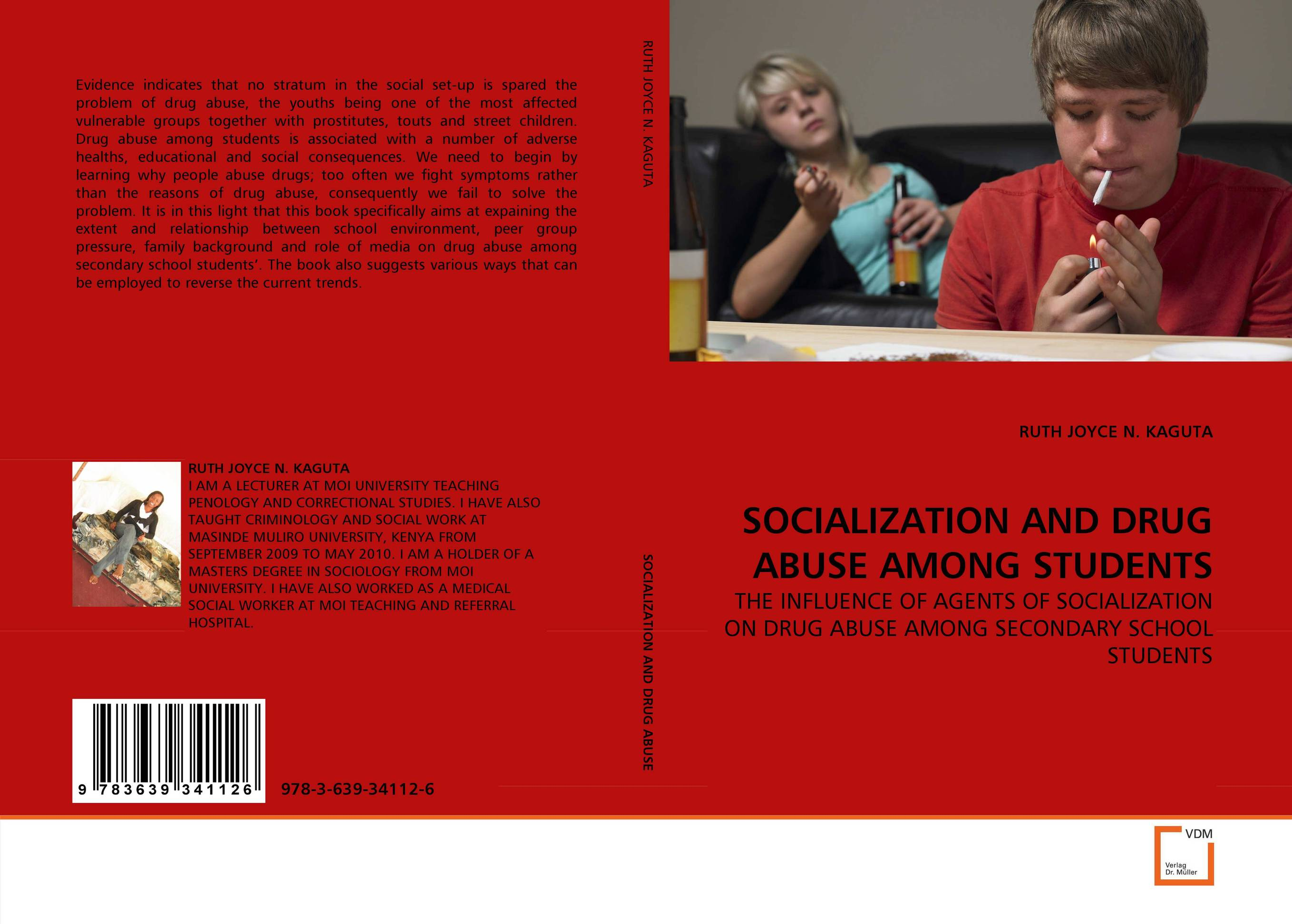 SOCIALIZATION AND DRUG ABUSE AMONG STUDENTS role of school leadership in promoting moral integrity among students