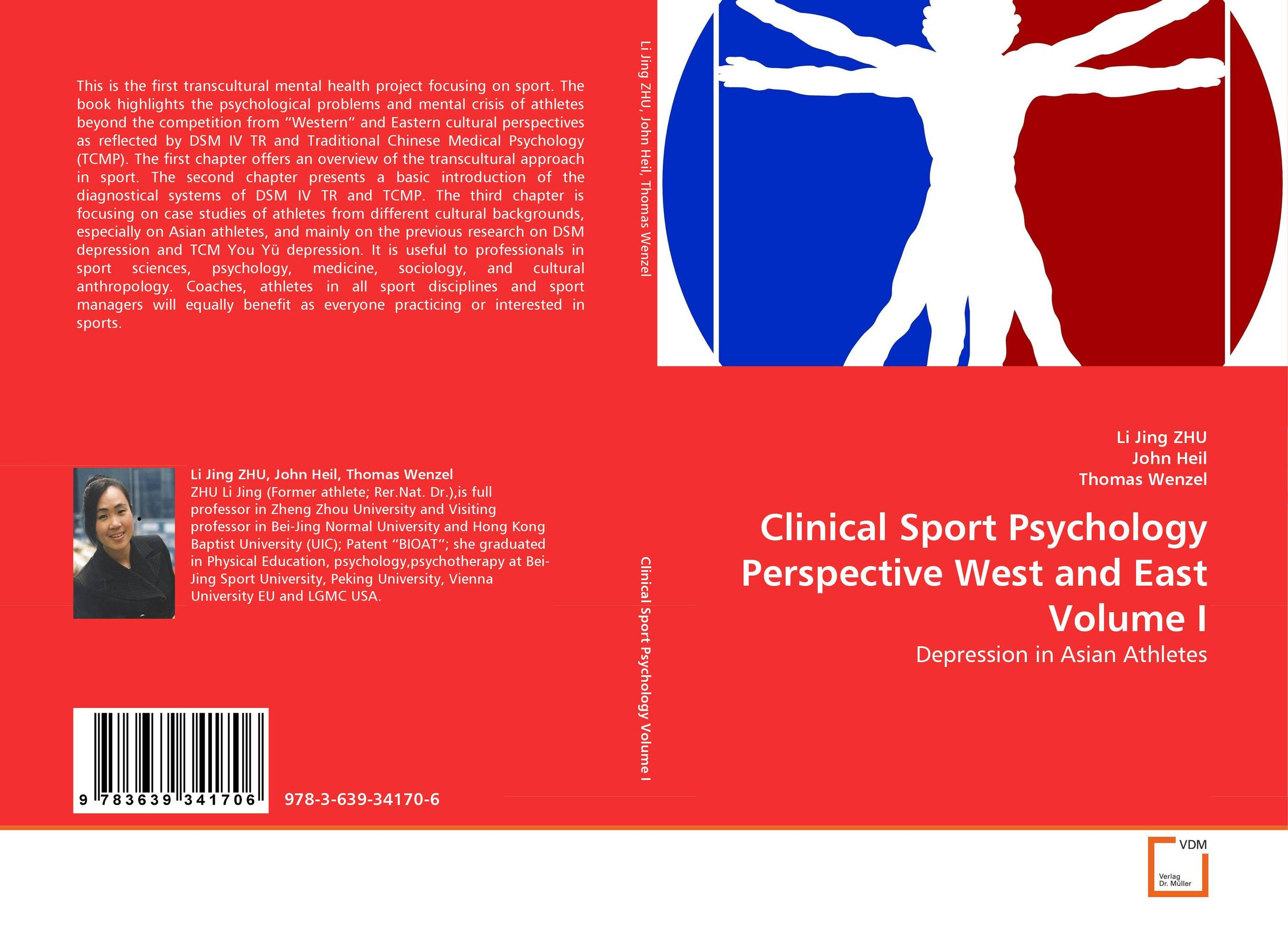 Clinical Sport Psychology Perspective West and East Volume I basic psychology 5e sg