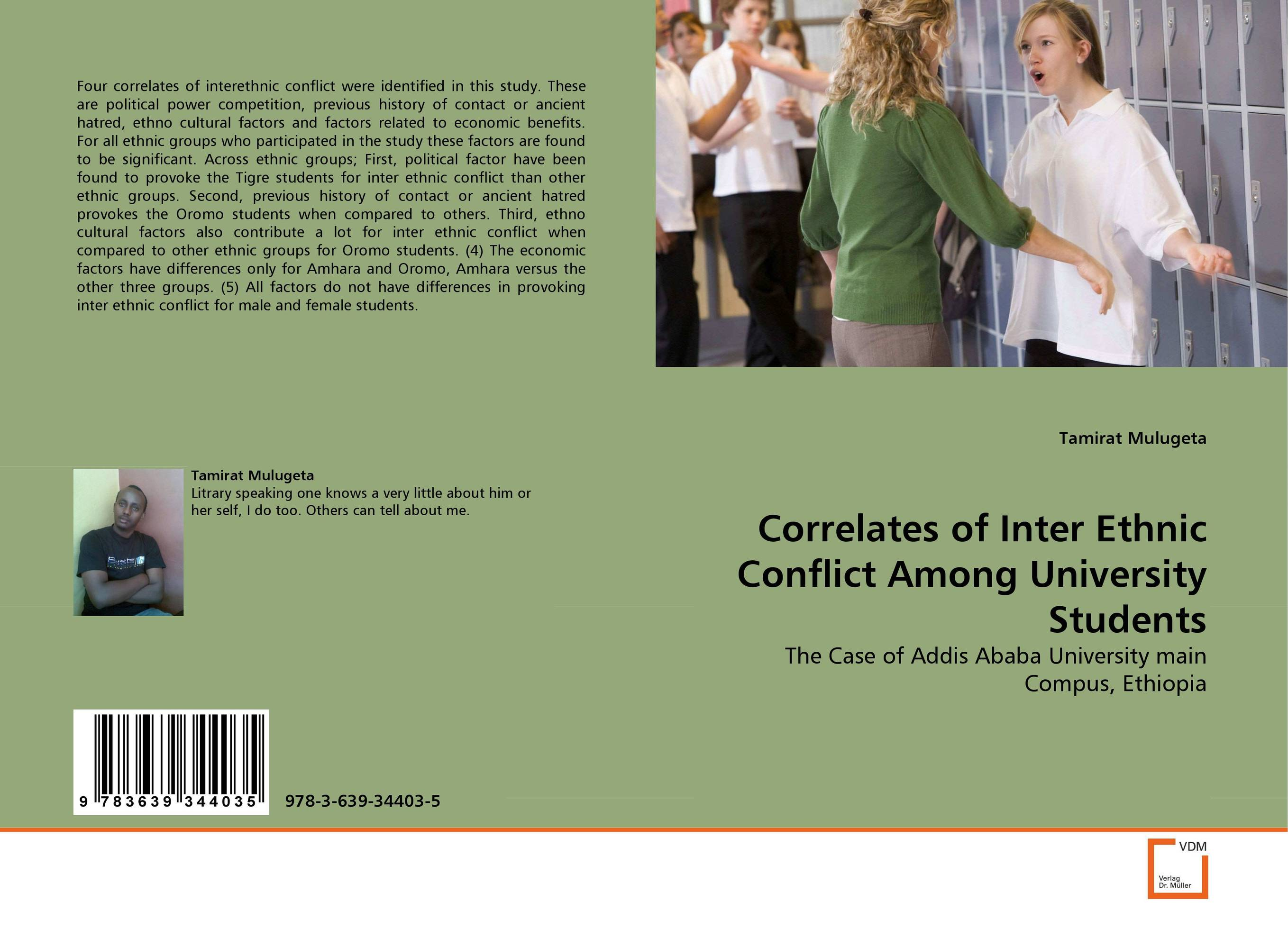 Фото Correlates of Inter Ethnic Conflict Among University Students ethnic interaction the case of oromo and amhara in western ethiopia
