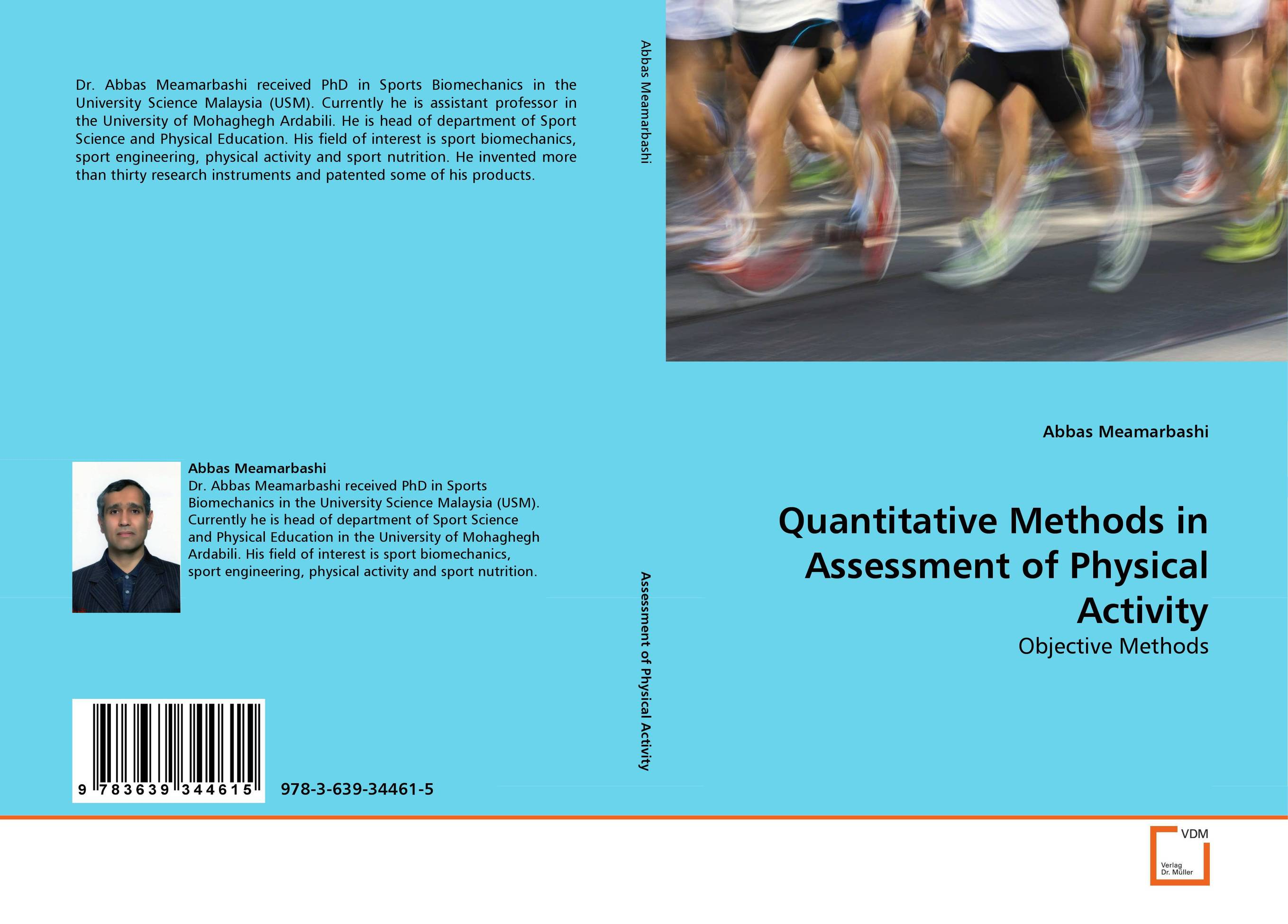 Quantitative Methods in Assessment of Physical Activity