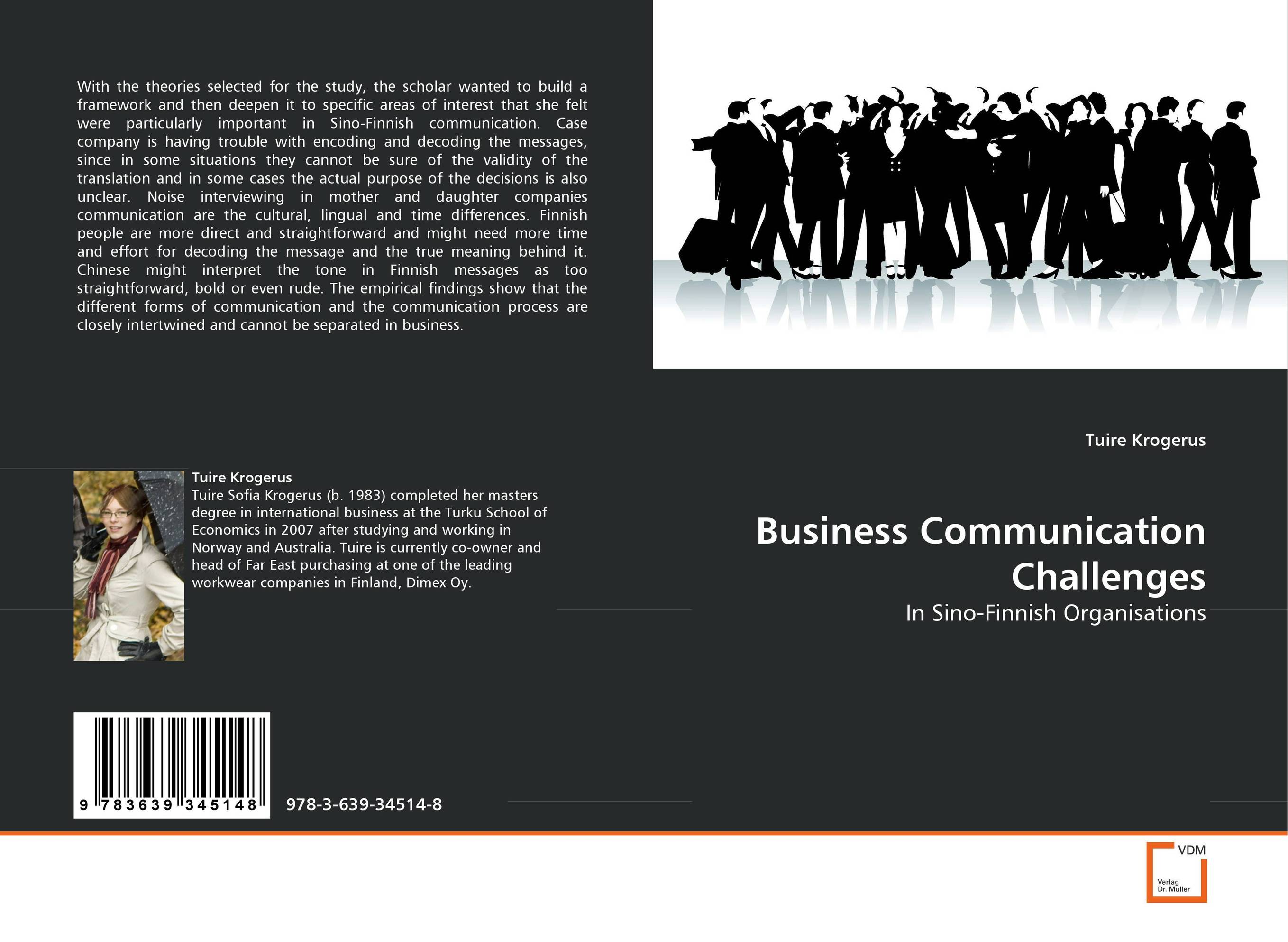 Business Communication Challenges the trouble with paradise