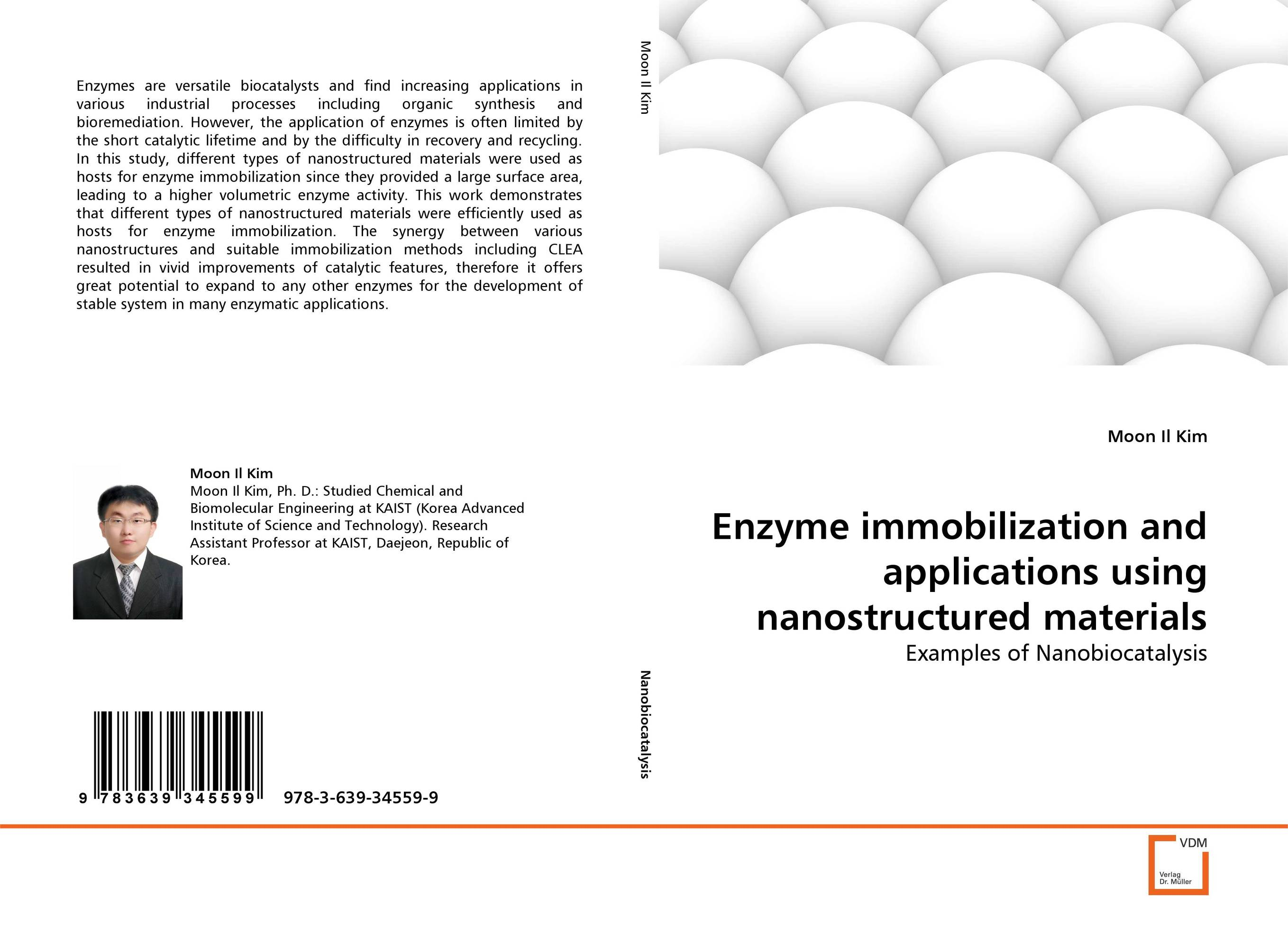 Enzyme immobilization and applications using nanostructured materials dennis hall g boronic acids preparation and applications in organic synthesis medicine and materials