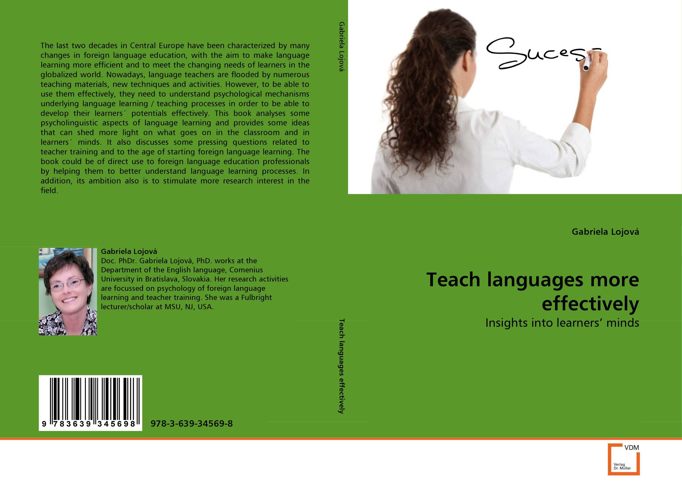 Teach languages more effectively