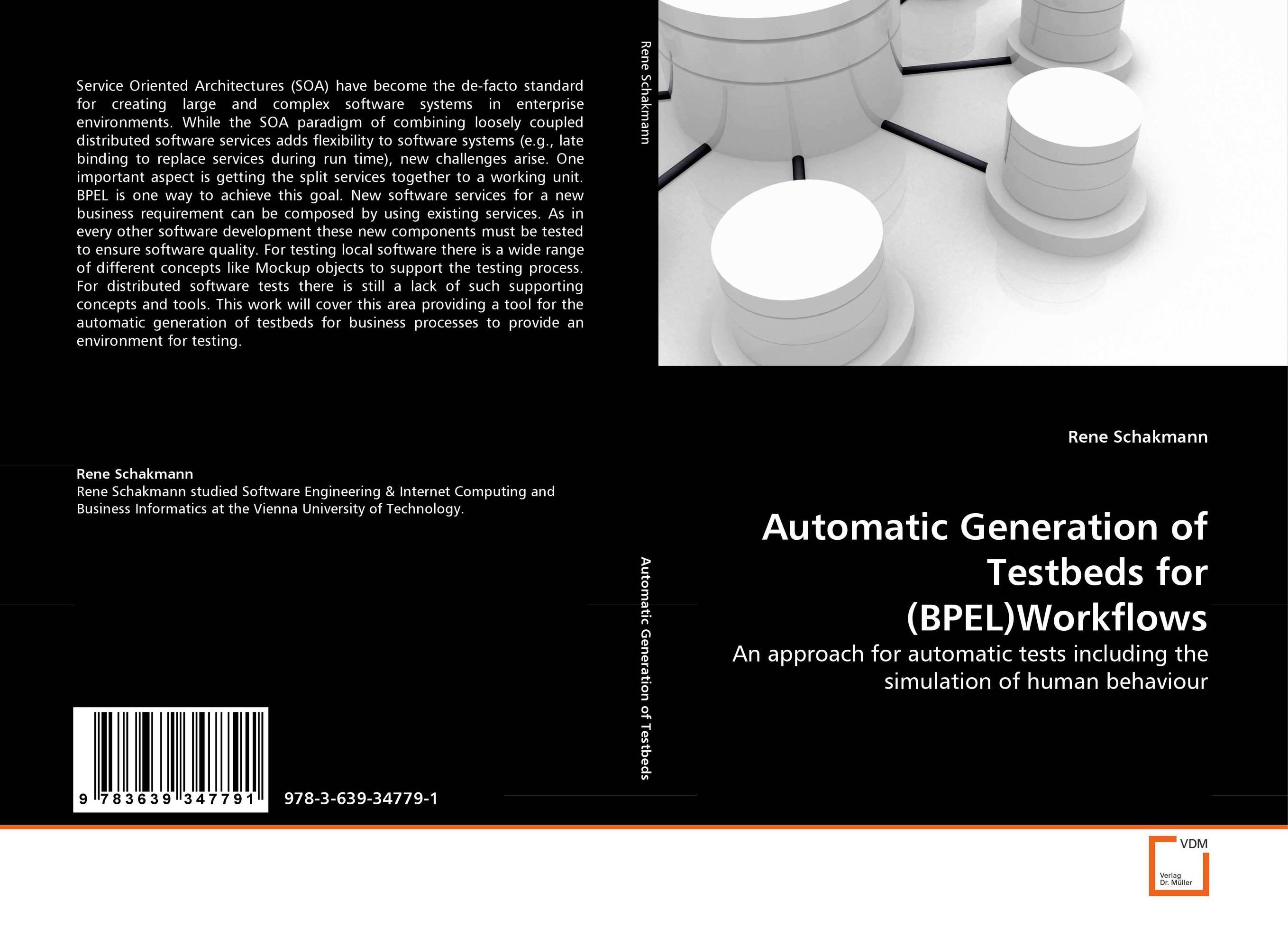 Automatic Generation of Testbeds for (BPEL)Workflows eric marks a service oriented architecture soa governance for the services driven enterprise