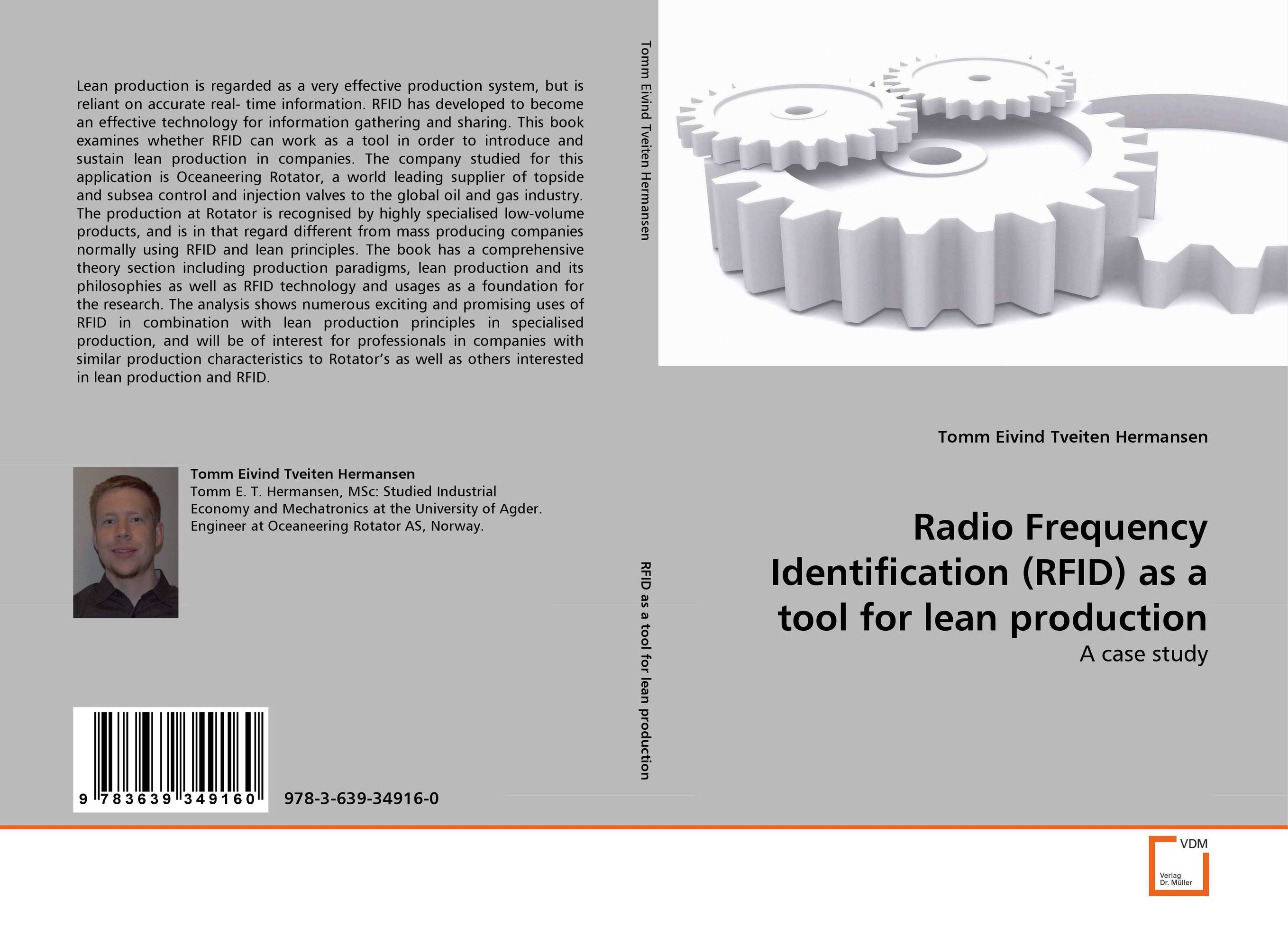 Radio Frequency Identification (RFID) as a tool for lean production presidential nominee will address a gathering